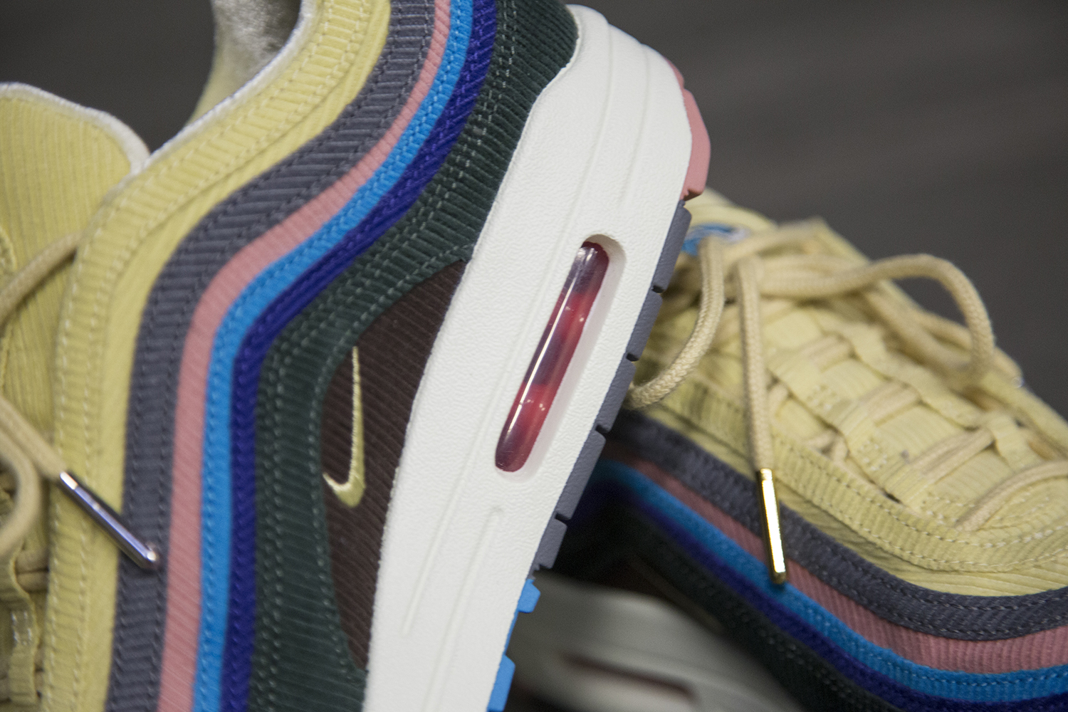 best sneakers 77cd8 cb148 Nike x Sean Wotherspoon Air Max 97/1 VF - size? blog
