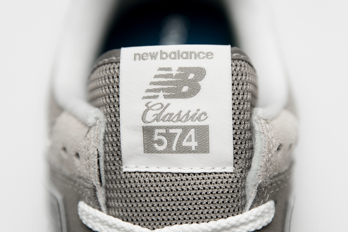 New Balance 574 OG Grey