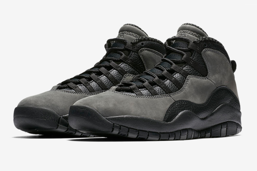 Air Jordan X Retro OG 'Dark Shadow'