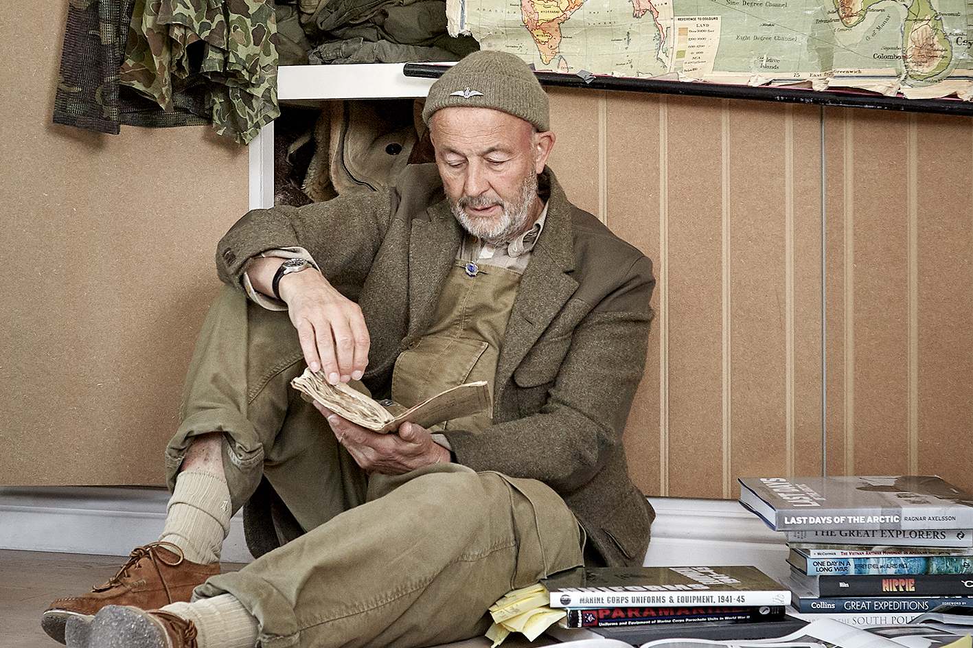 My Style Icon – Nigel Cabourn