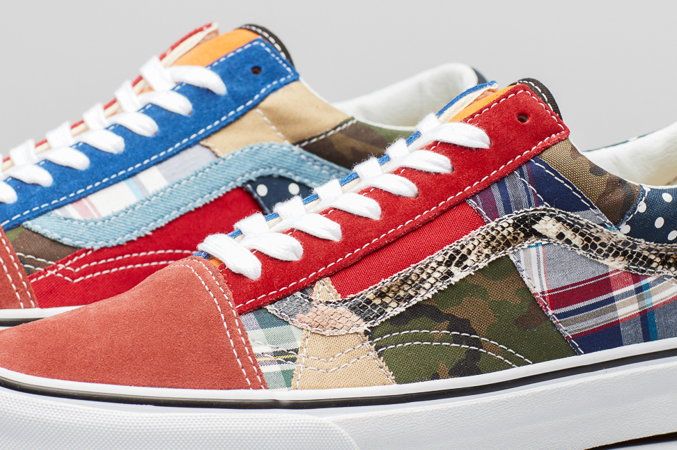 Vans Old Skool 'Factory Floor' – size? Exclusive