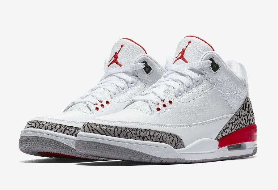 lowest price 30121 dae84 Air Jordan III Retro OG  Katrina