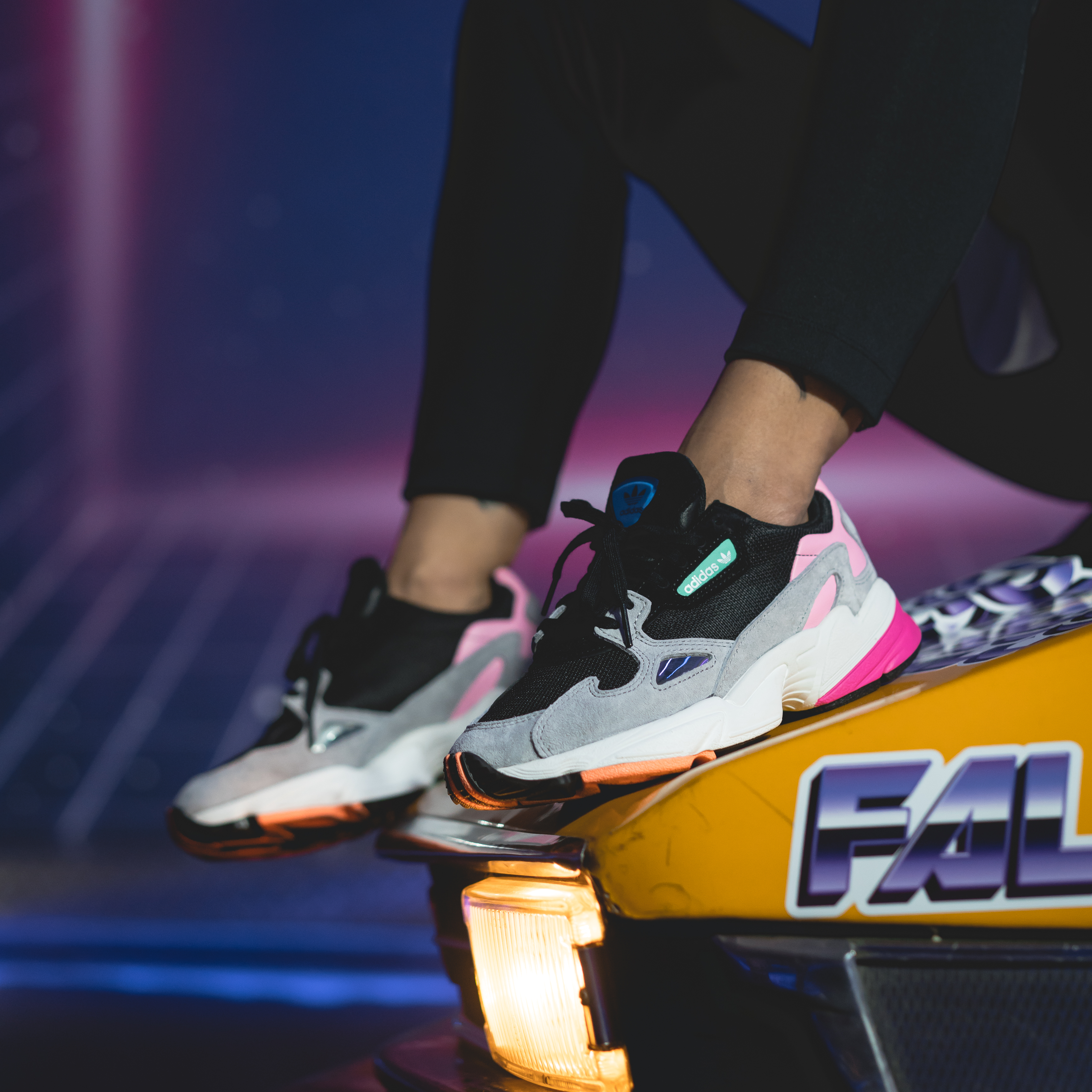 sports shoes 5de2f d9dbd The adidas Originals Falcon is set to release on 02.06.18 so stay tuned for  more info throughout the week.