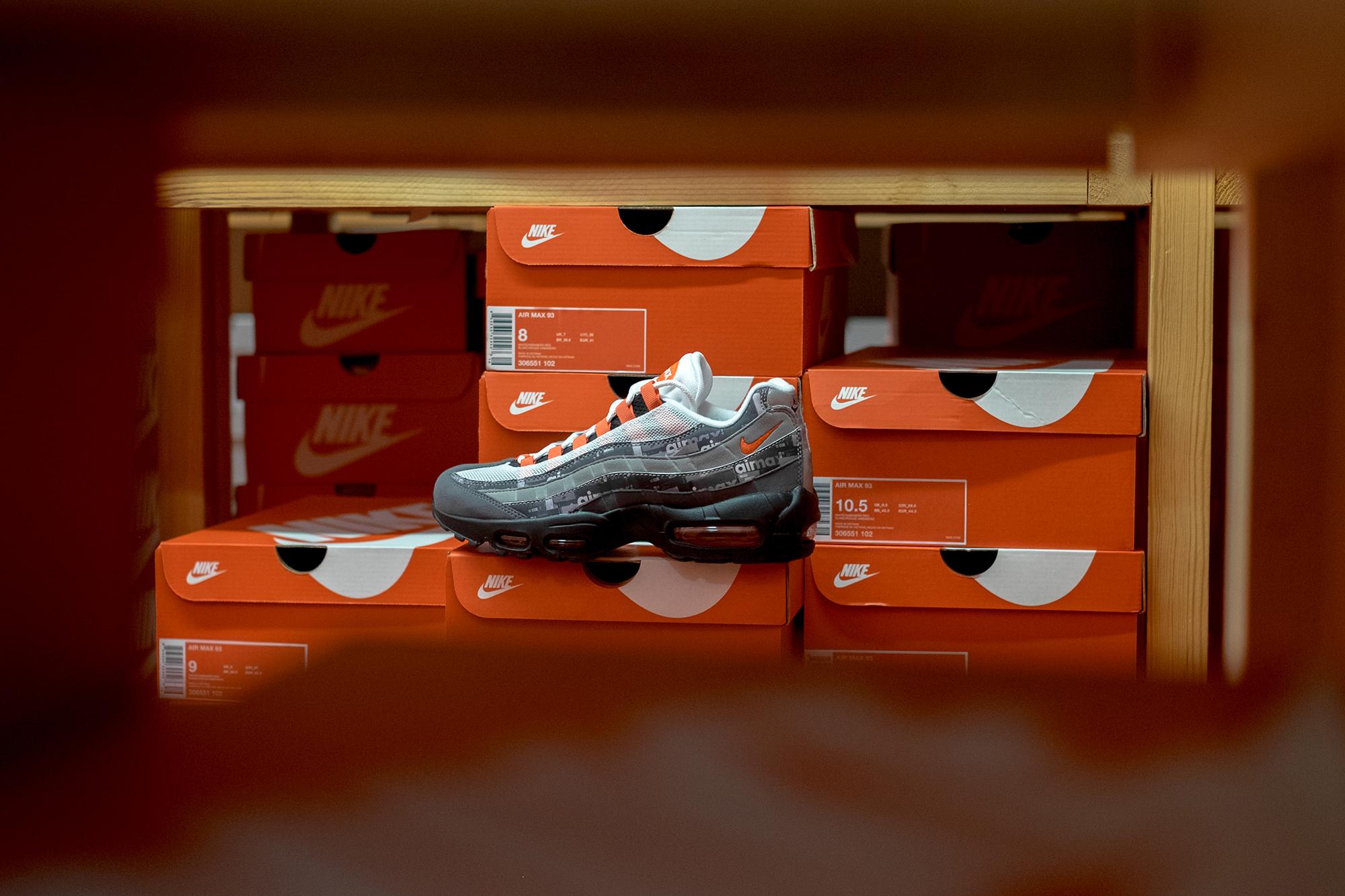 Nike x atmos 'Print' Pack