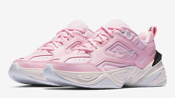 sale retailer f7813 28f4a First turning heads at New York Fashion Week during designer John Elliot s  A W 2018 runway show, the Nike M2K Tekno is the latest release to join the  rising ...