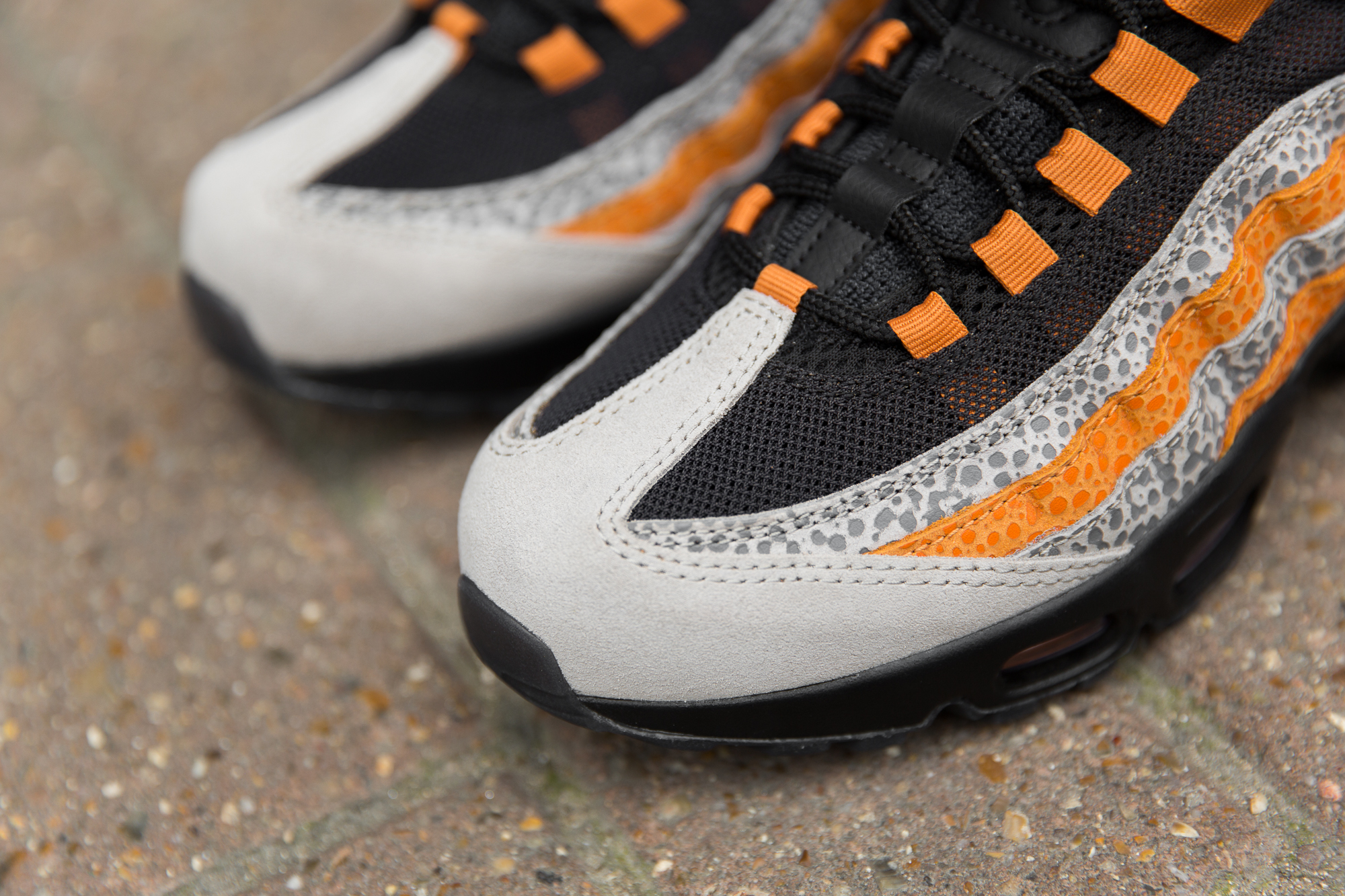 pretty nice 677c2 bd5e9 Exclusive Nike Air Max 95  Safari  will be available via our size previews  app, and in all size  stores on Friday 8th June, priced at £130.