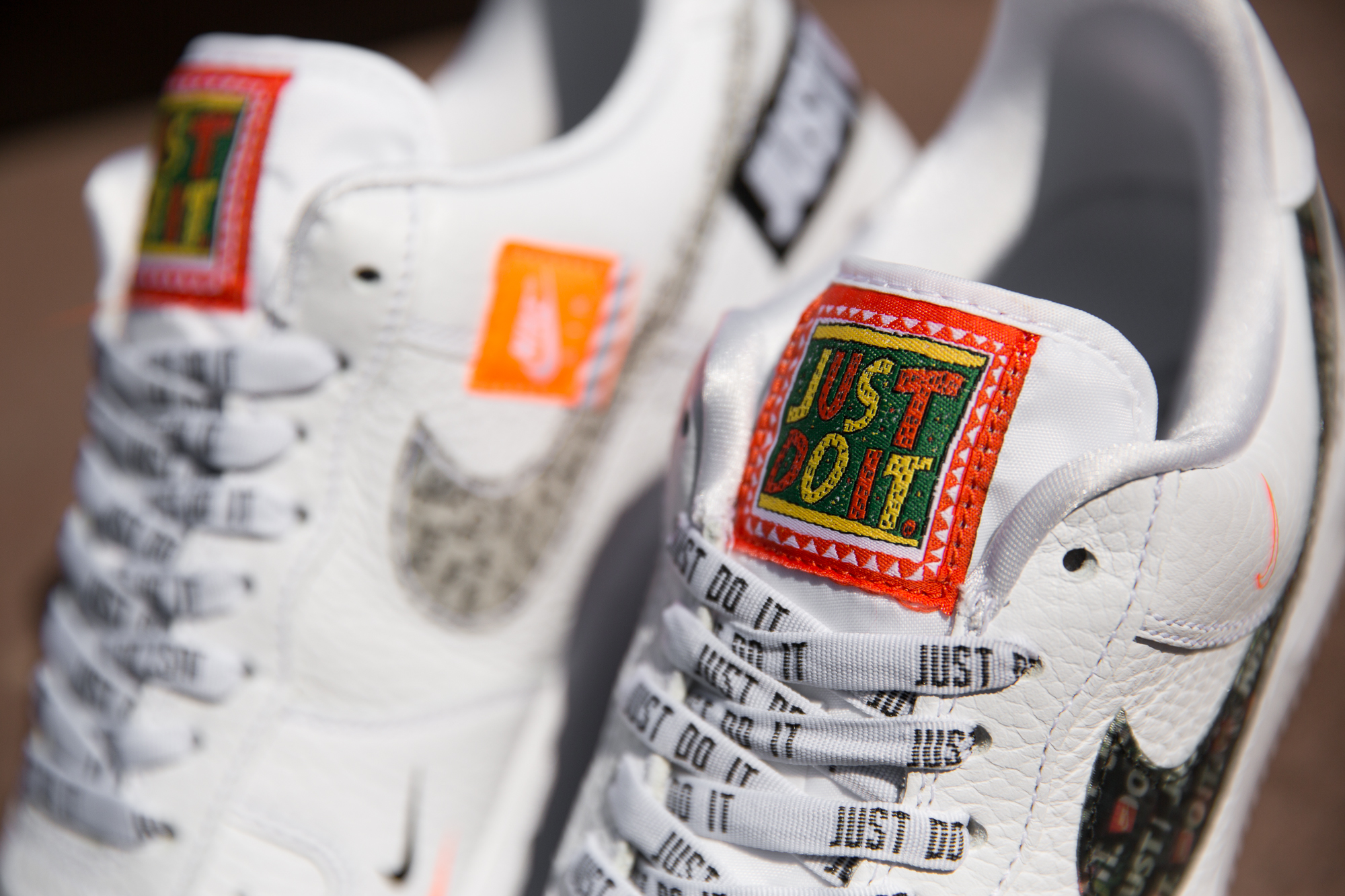 Nike Air Force 1 'Just Do It' Pack size? blog
