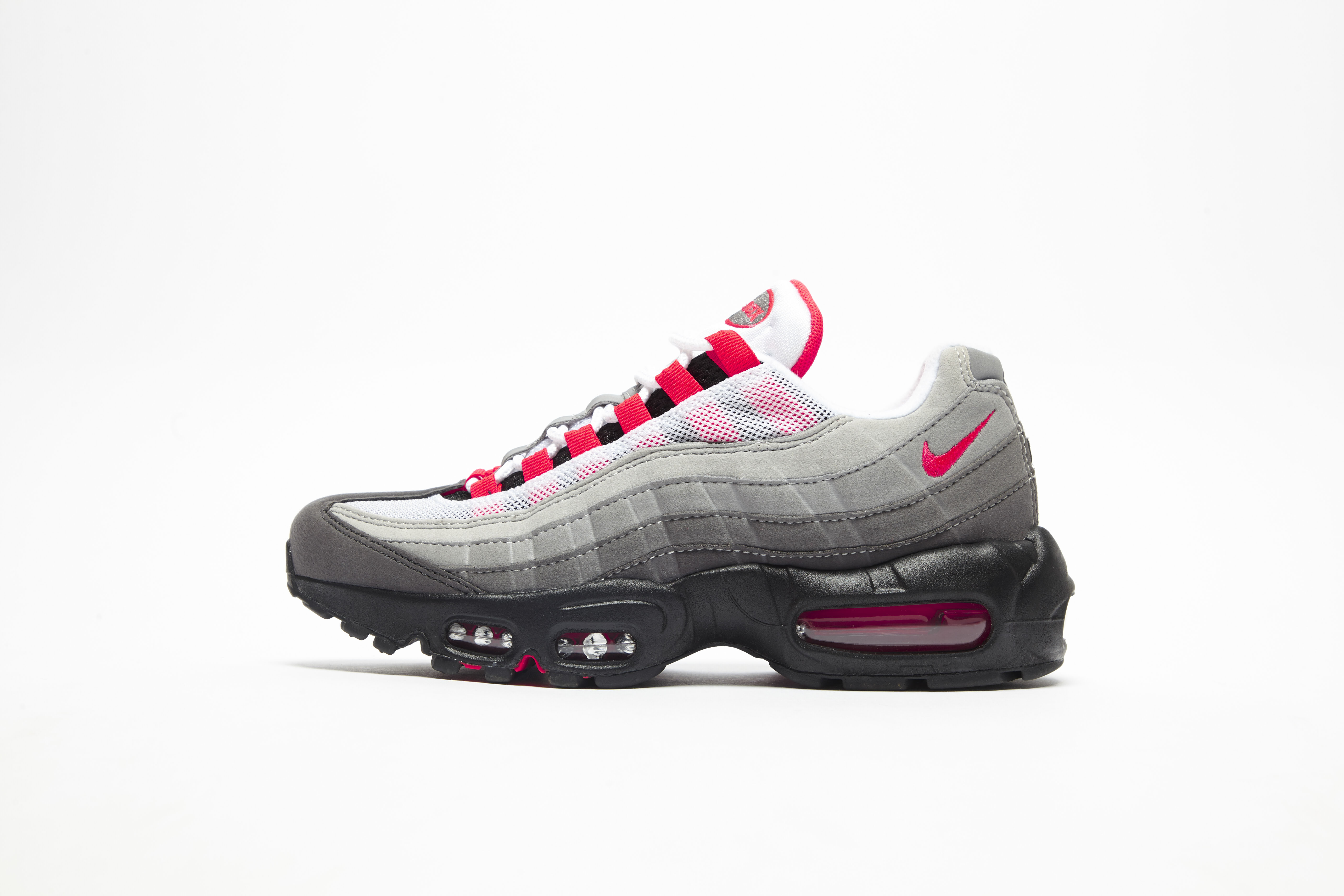 competitive price b63ea 938ec Nike Air Max 95 OG 'Solar Red' - size? blog
