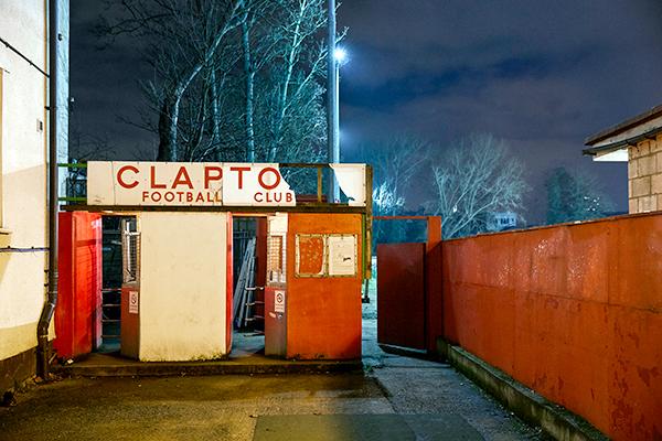 Clapton Ultras