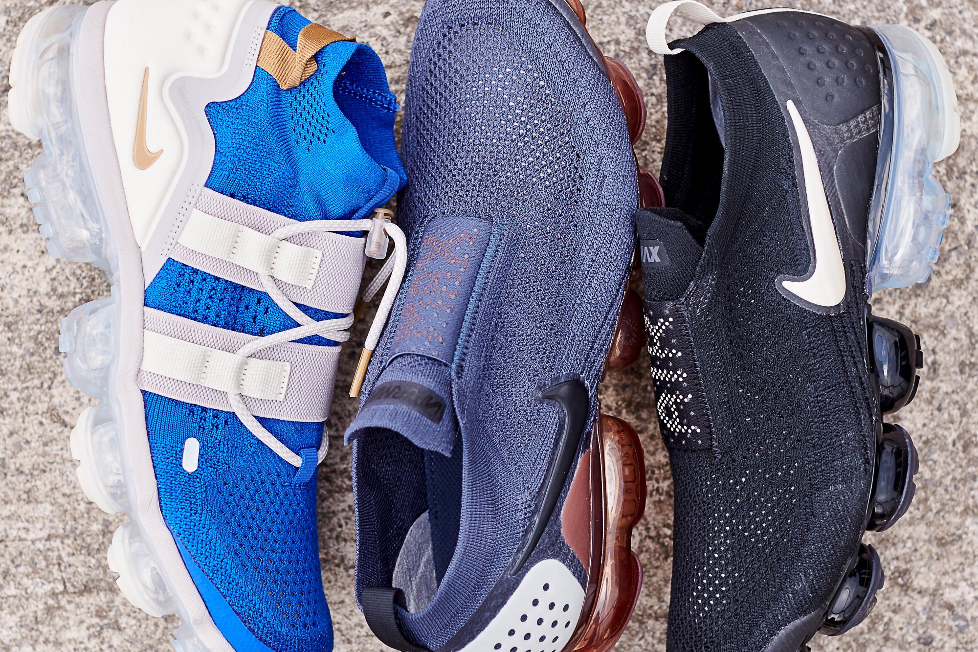 Nike Air Vapormax Utility & Vapormax Moc