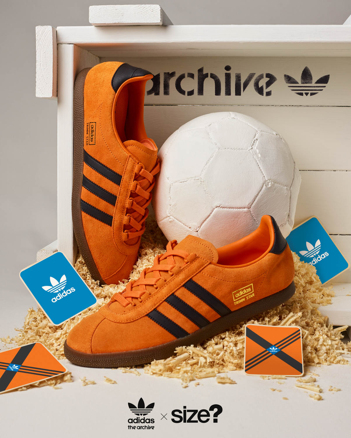 After spending several years out of the limelight since the last time we  brought the adidas Originals Trimm Star back 7ac09ad67