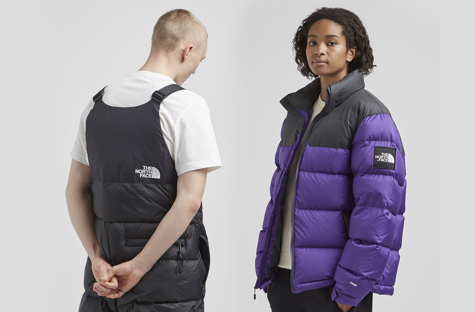 The North Face A/W18 Collection
