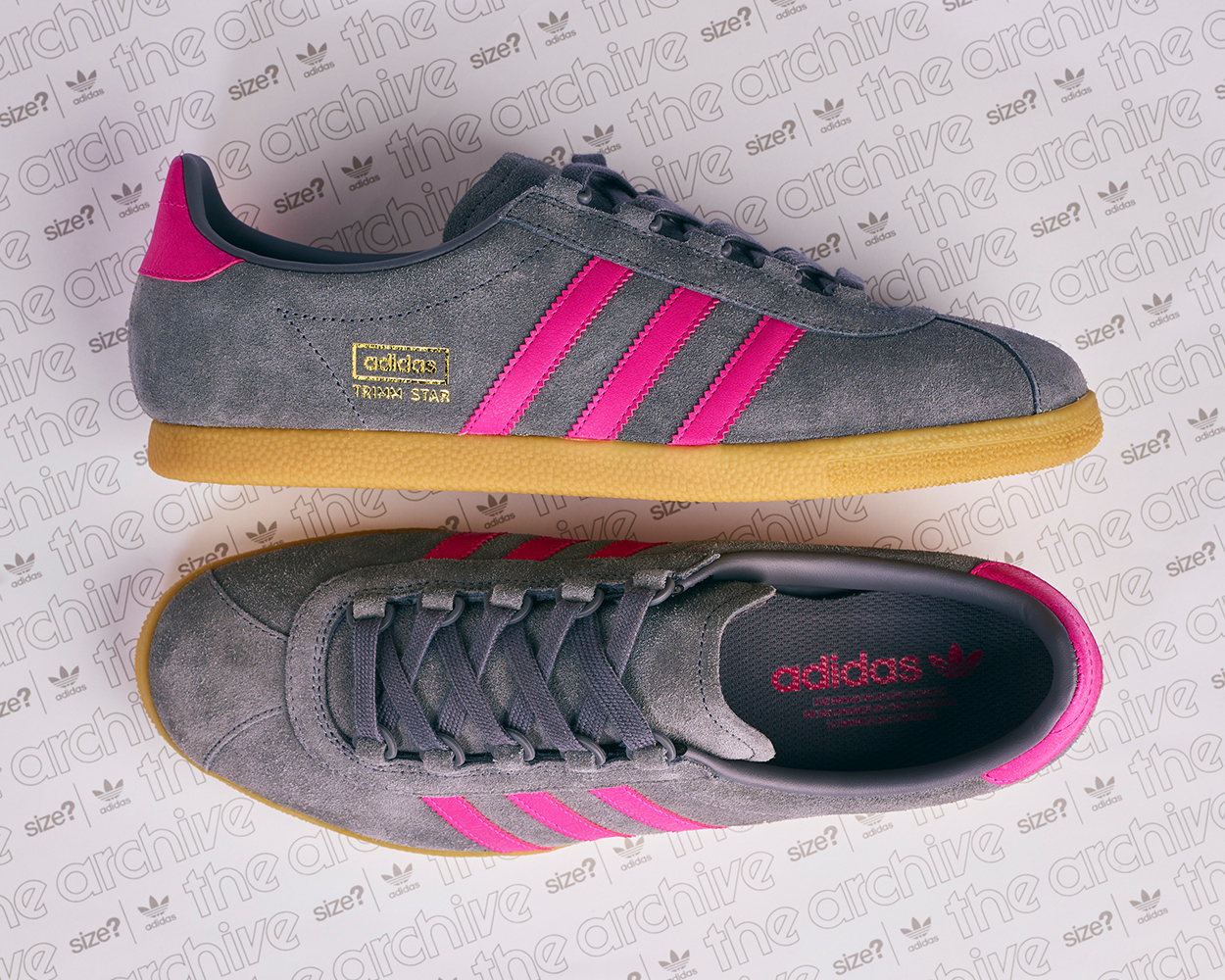 adidas Originals Trimm Star - size? Exclusive