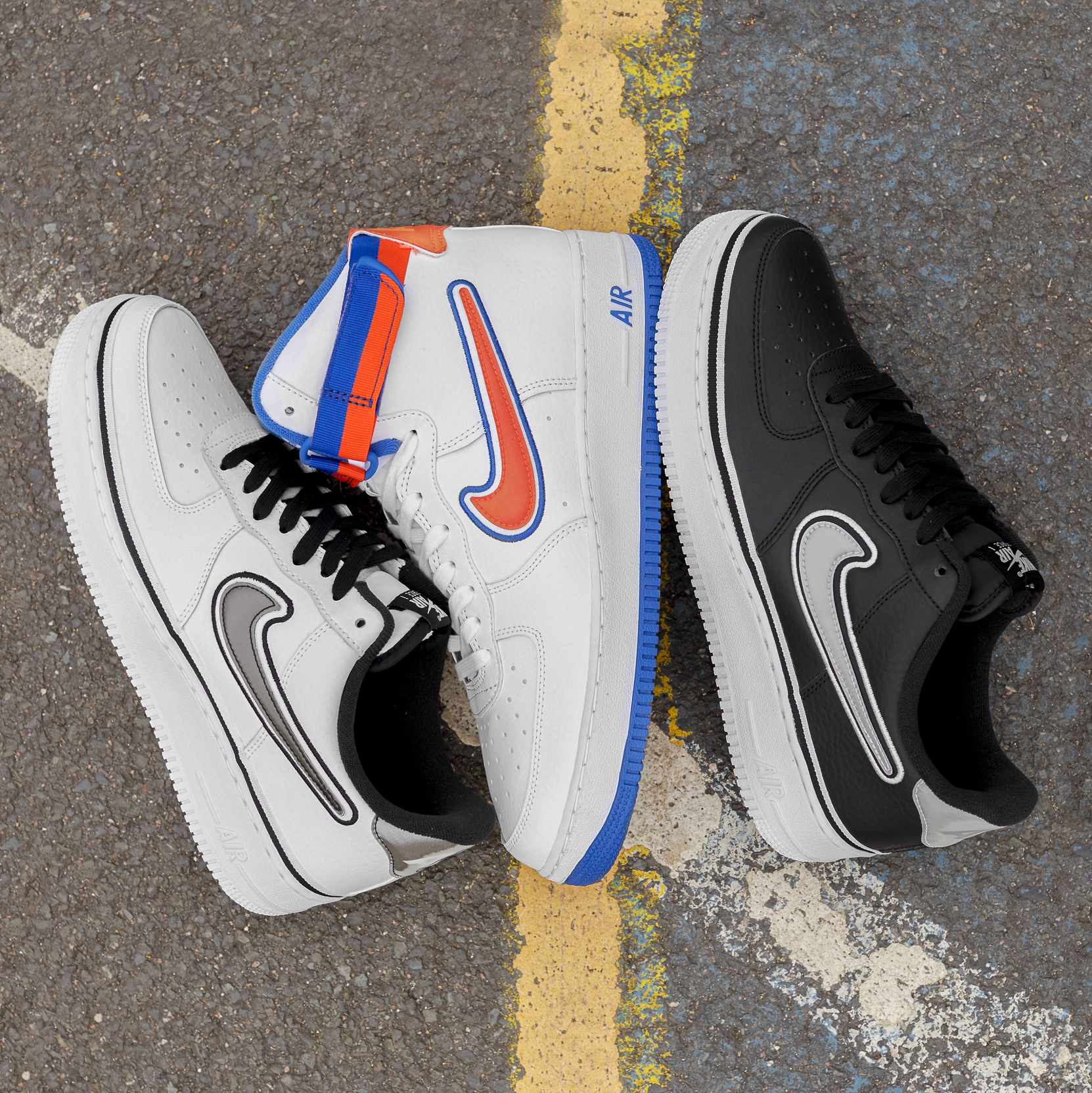 Nike Air Force 1 'NBA Collection'