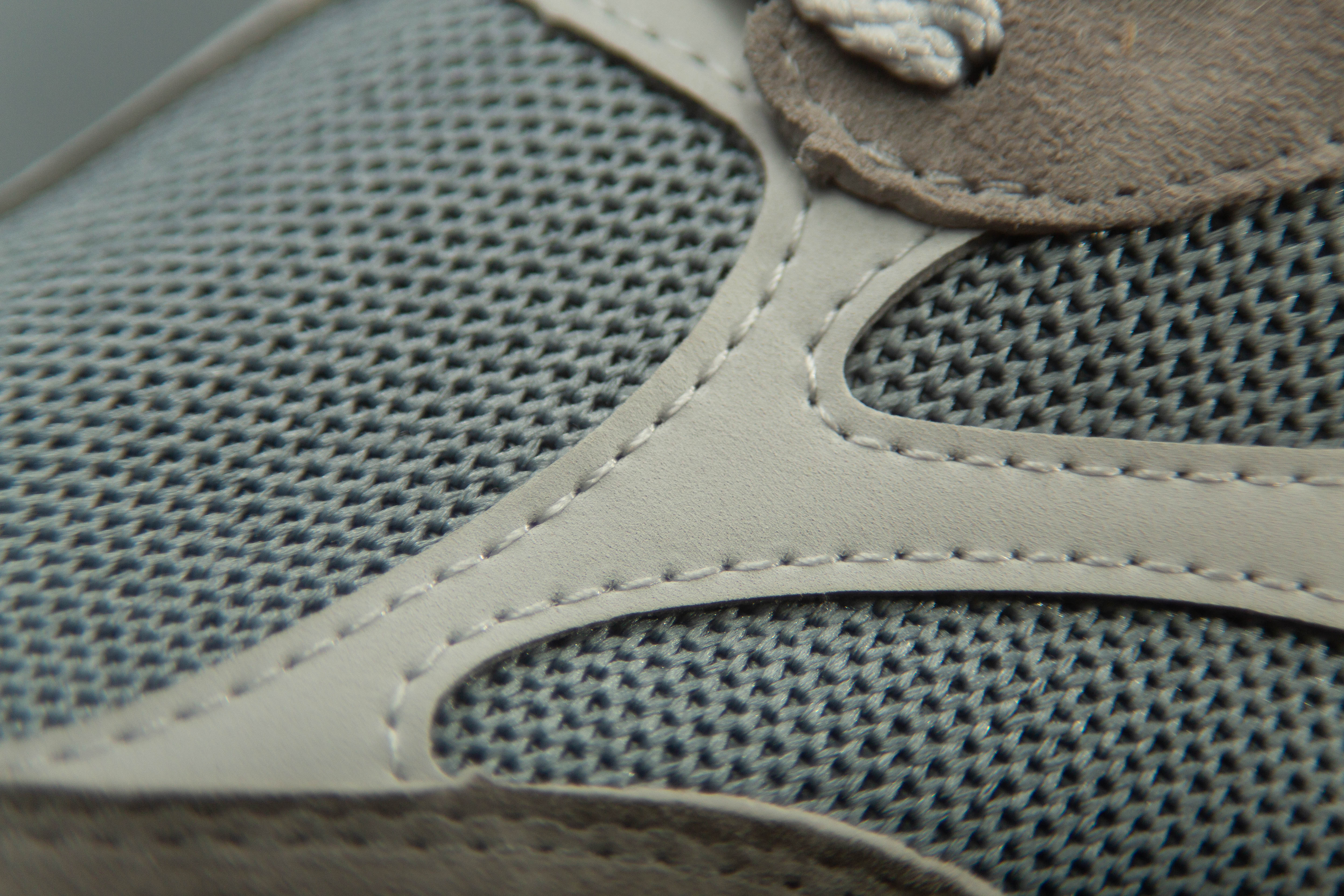 An Overlay Panel on the New Balance X-90 Reconstructed