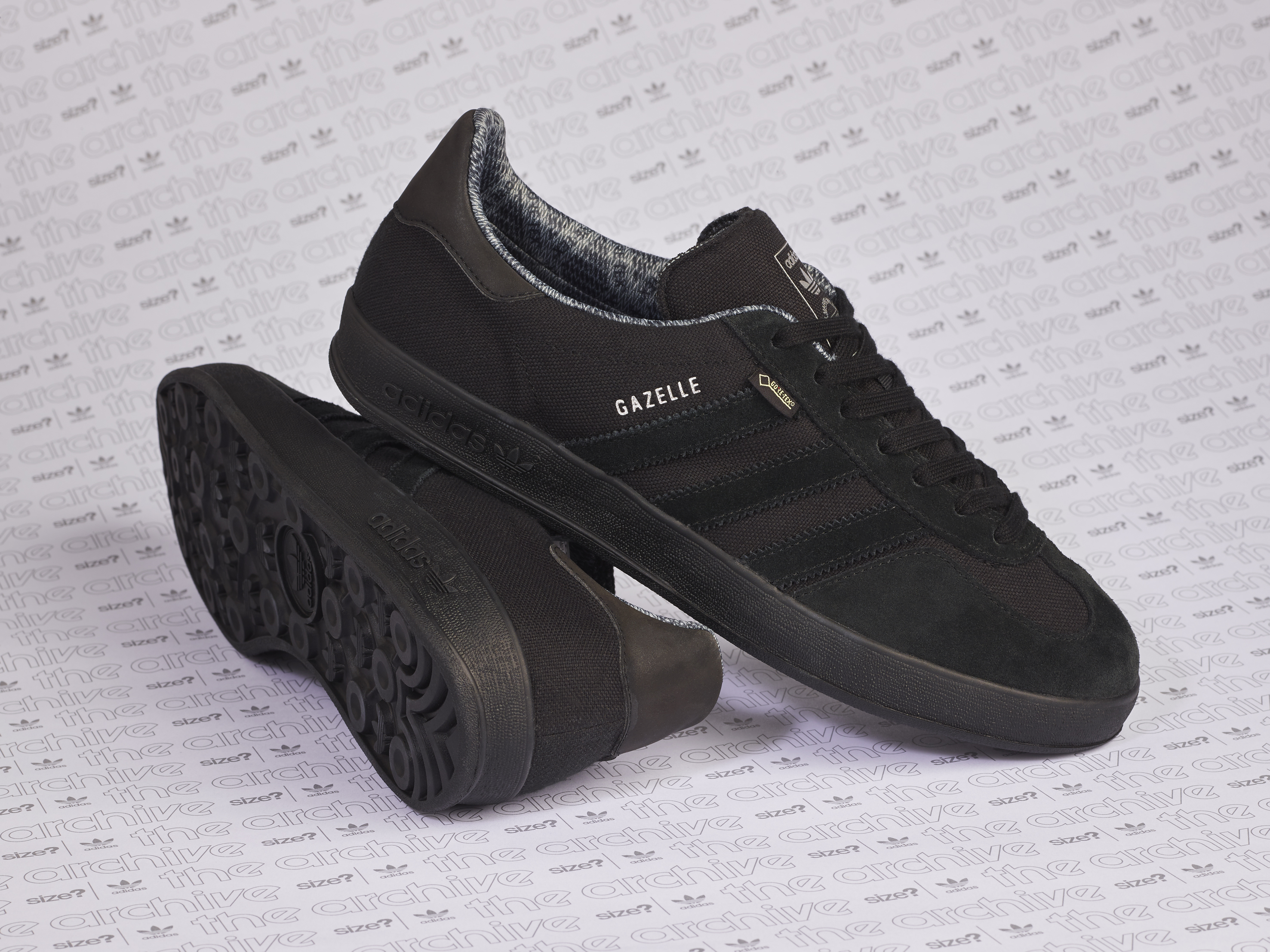 The adidas Originals Archive gazelle Indoor Gore-Tex