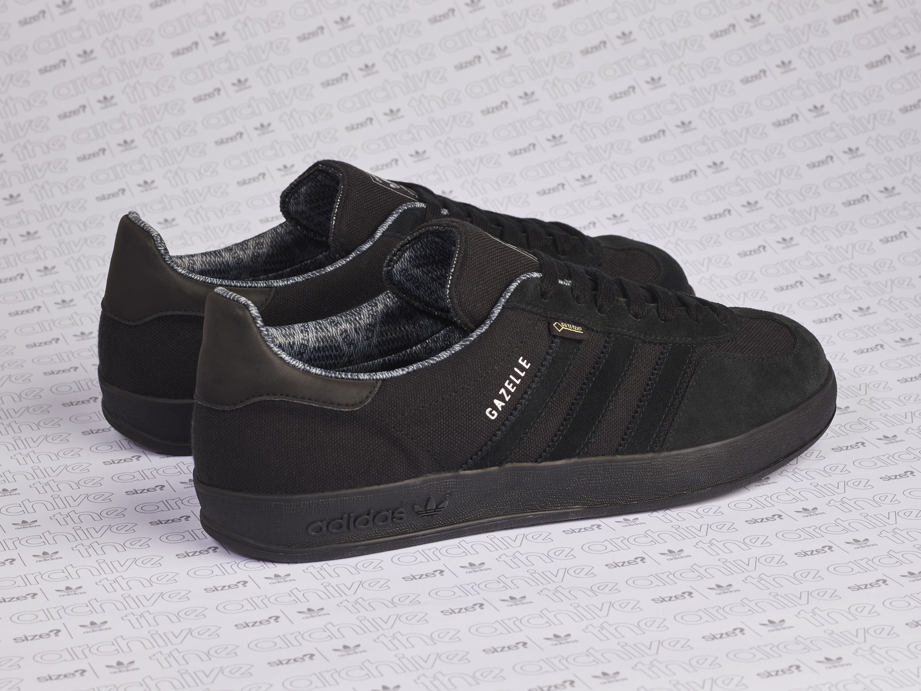 adidas Originals Archive Gazelle Indoor Gore-Tex – size? Exclusive