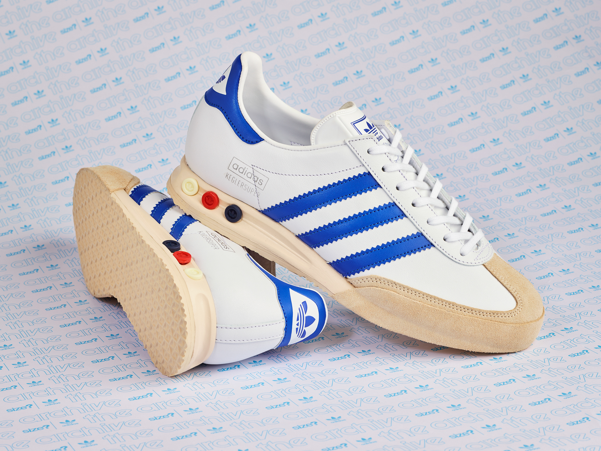 adidas Originals Archive Kegler Super OG – size? Exclusive