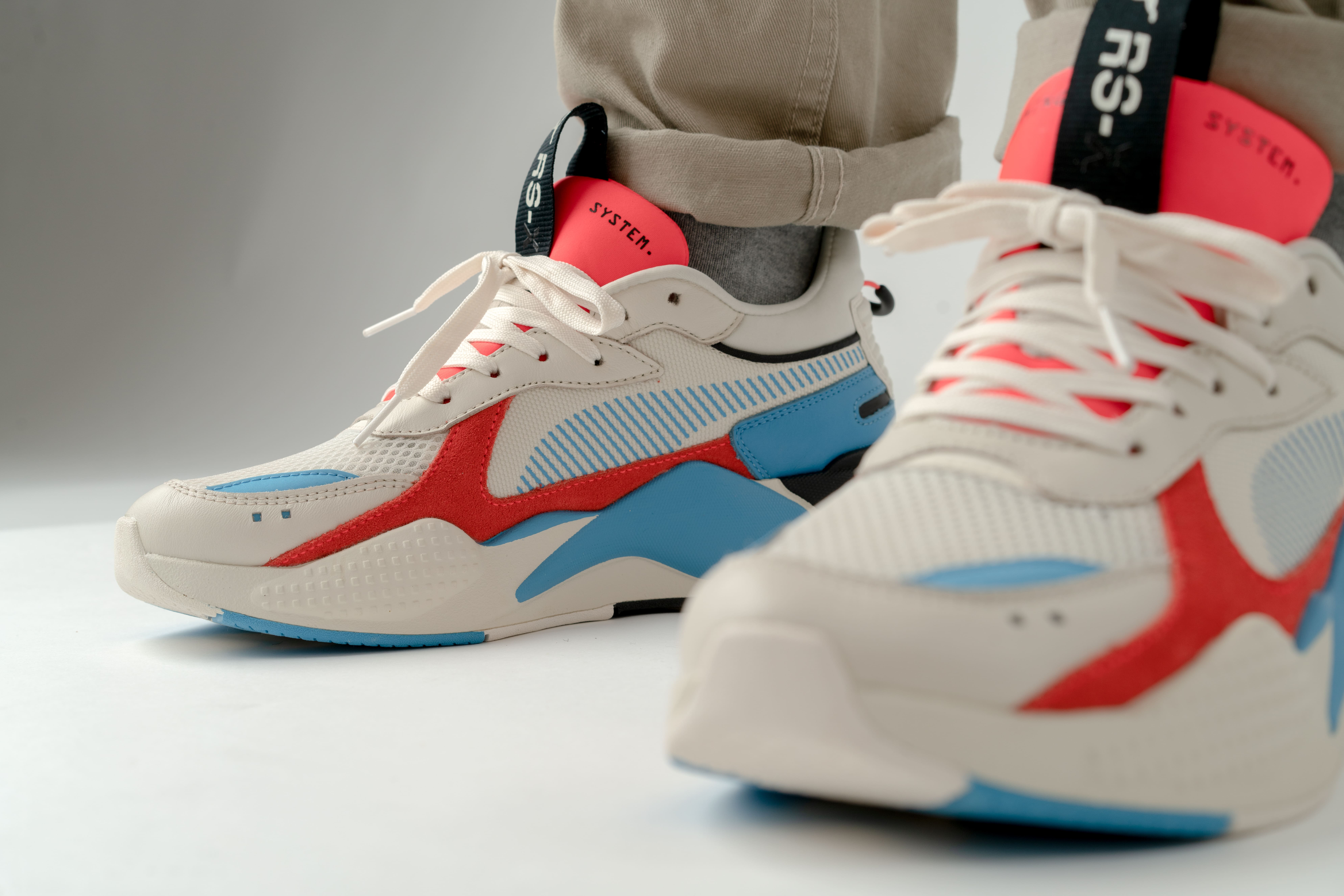 PUMA RS X REINVENTION REVIEW + ON FEET & SIZING