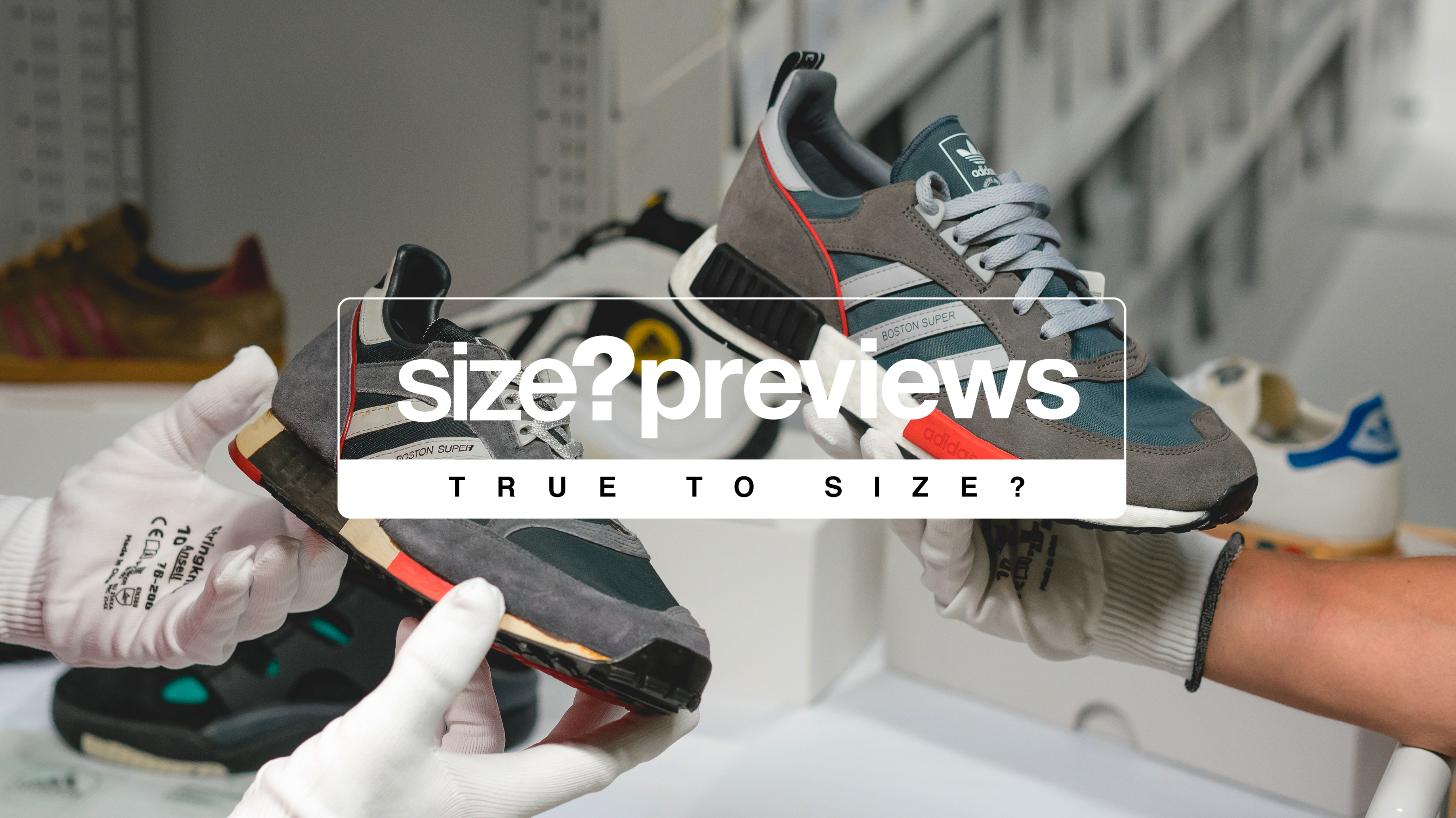 size? previews: true to size? 018 (adidas Originals Nevermade Collection)