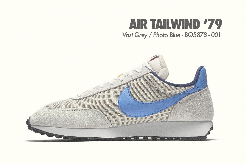 Nike Air Tailwind '79  QS