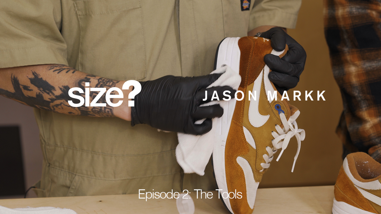 Jason Markk Cleaning Series – Episode 2: The Tools