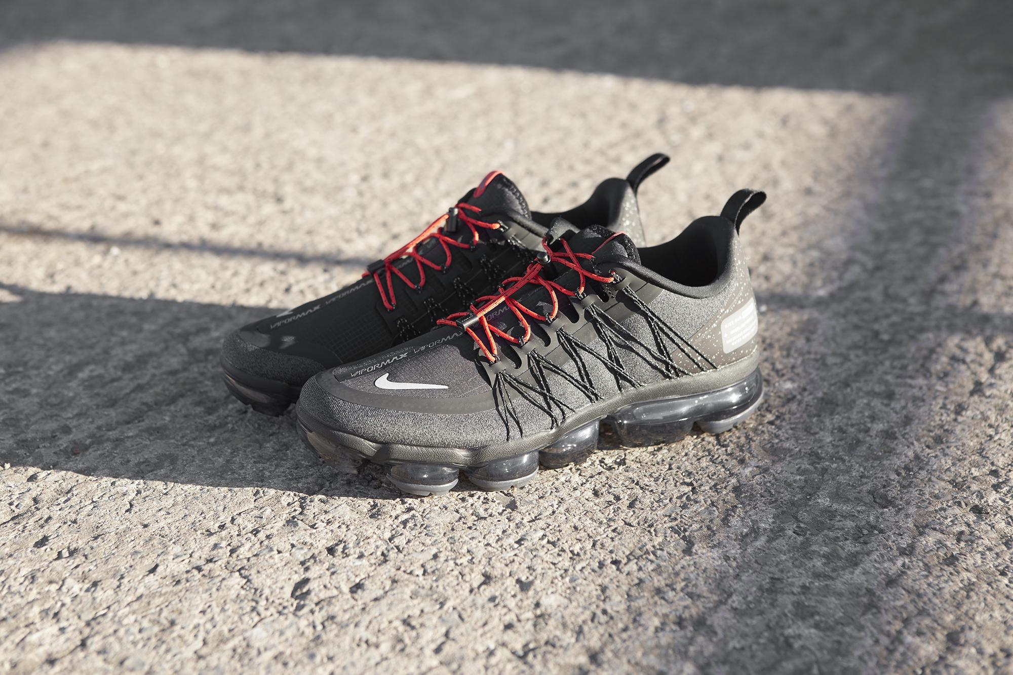 Nike Air VaporMax Utility Run 'Black