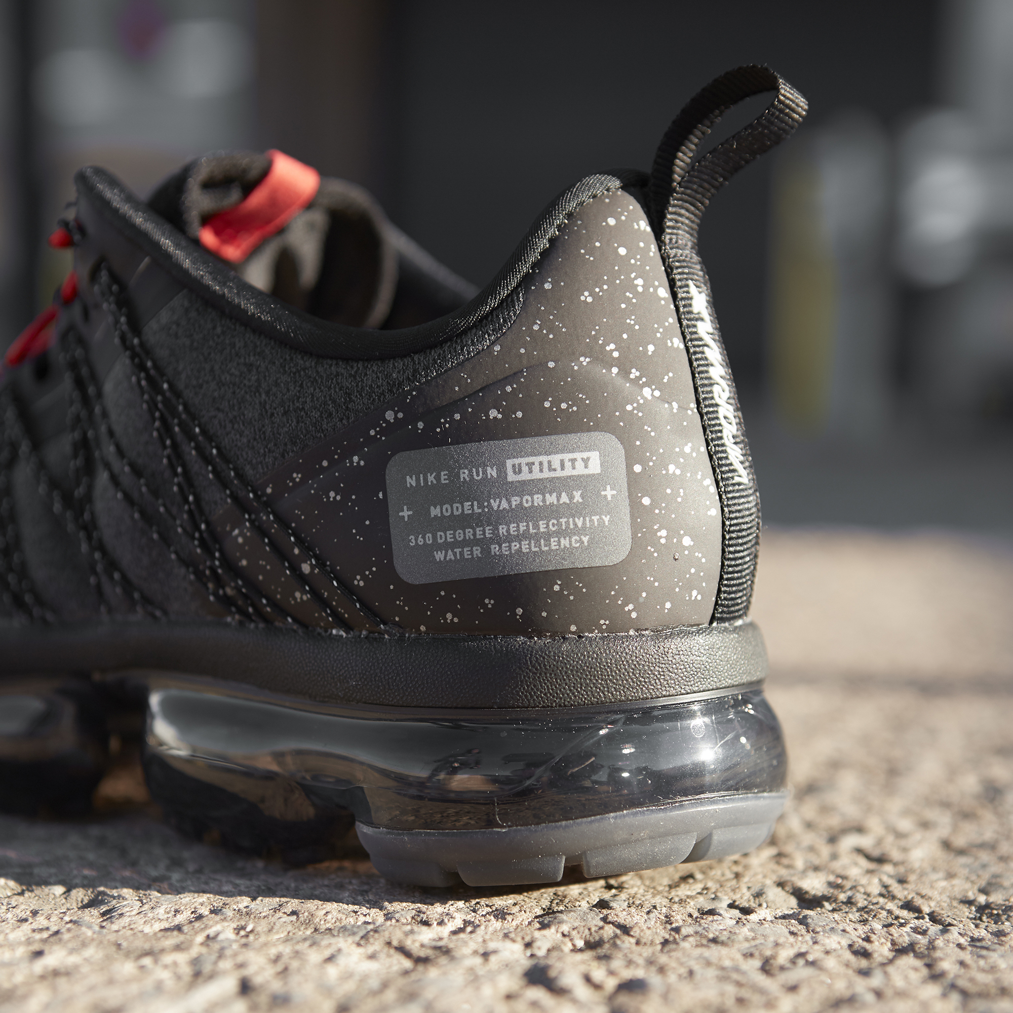 9348257fe027 The Nike Air VaporMax Run Utility will be available via the size  Previews  App and in size  stores on Thursday 1st November priced at £170.