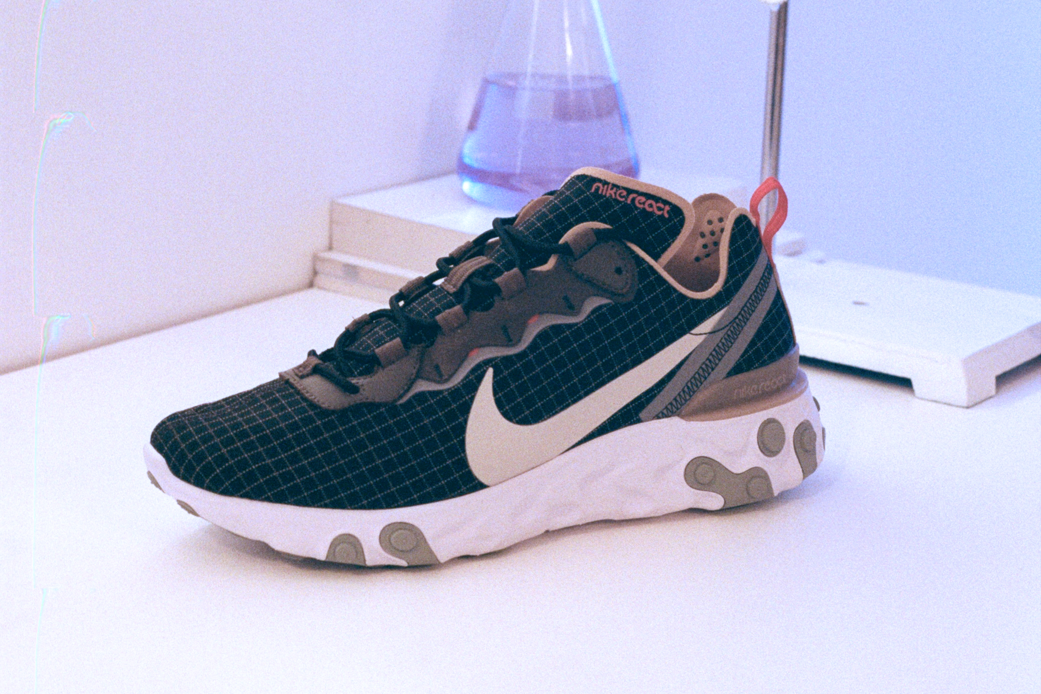 detailed look decb0 51a54 Following the hugely successful introduction of the Nike Element 87 to the  sneaker industry (undoubtedly one of the best shoes to come out this year),  ...