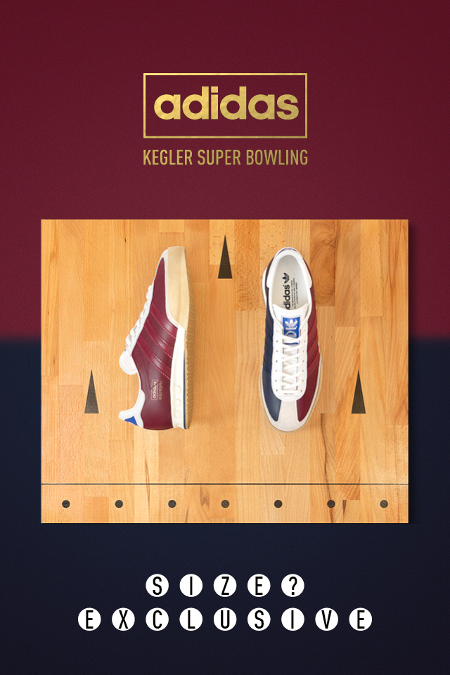adidas Originals Archive Kegler Super 'Bowling' – size? Exclusive