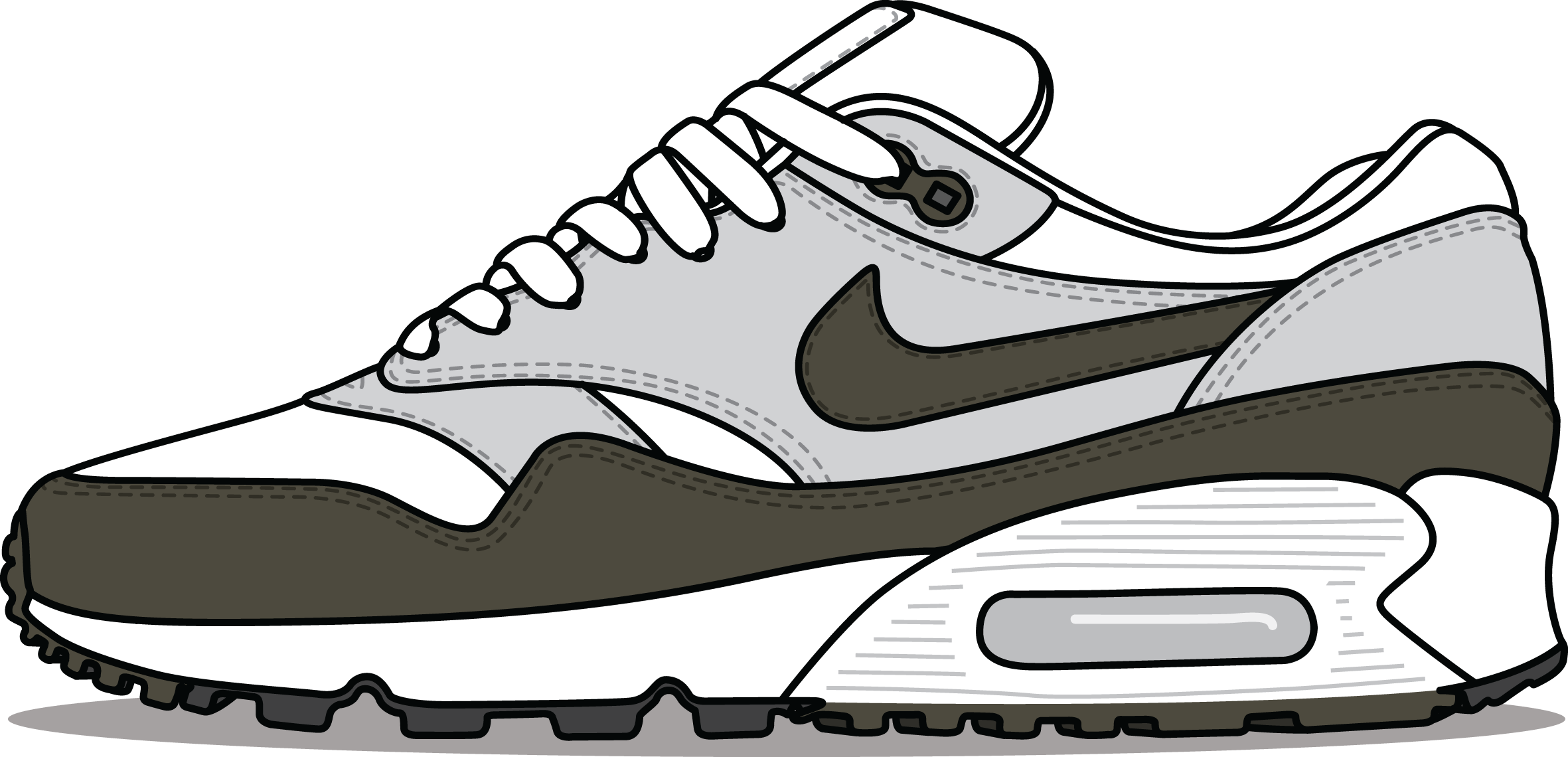 outlet store 766c9 ff912 Nike Air Max 90 1  Cargo Khaki