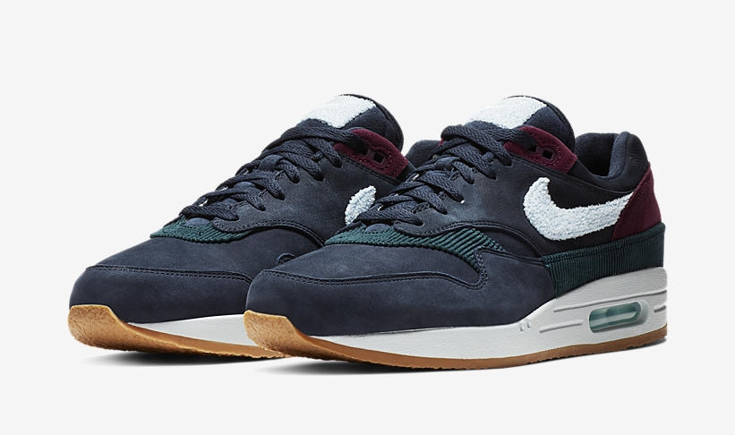 Air Max 1 Dark Obsidian