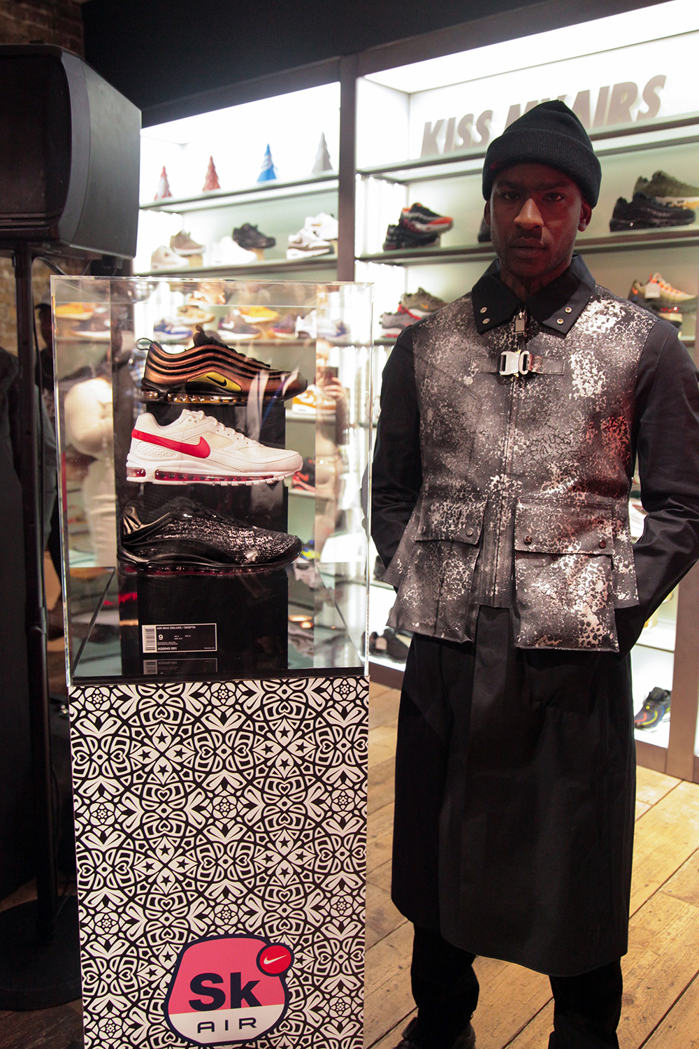 SK LEVEL Store Takeover: size? Carnaby St