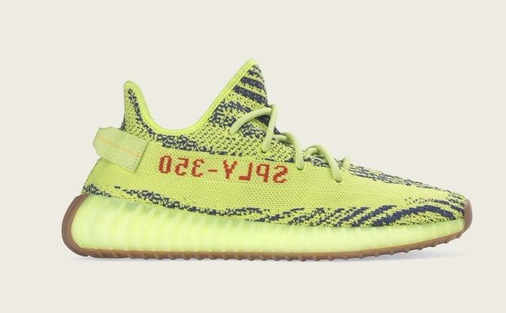 adidas Originals Yeezy BOOST 350 v2 'Semi Frozen Yellow'