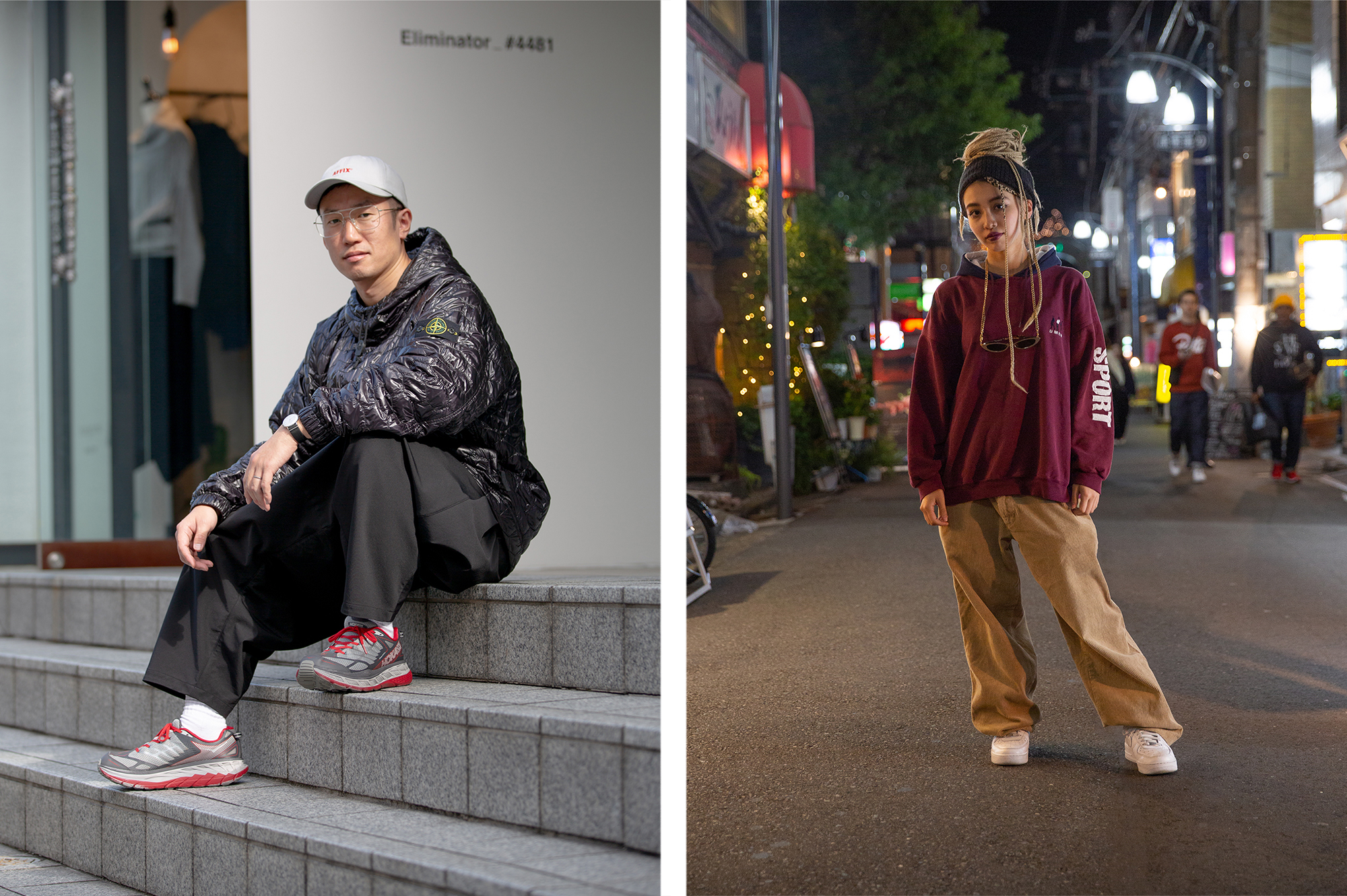 Street Style in Japan