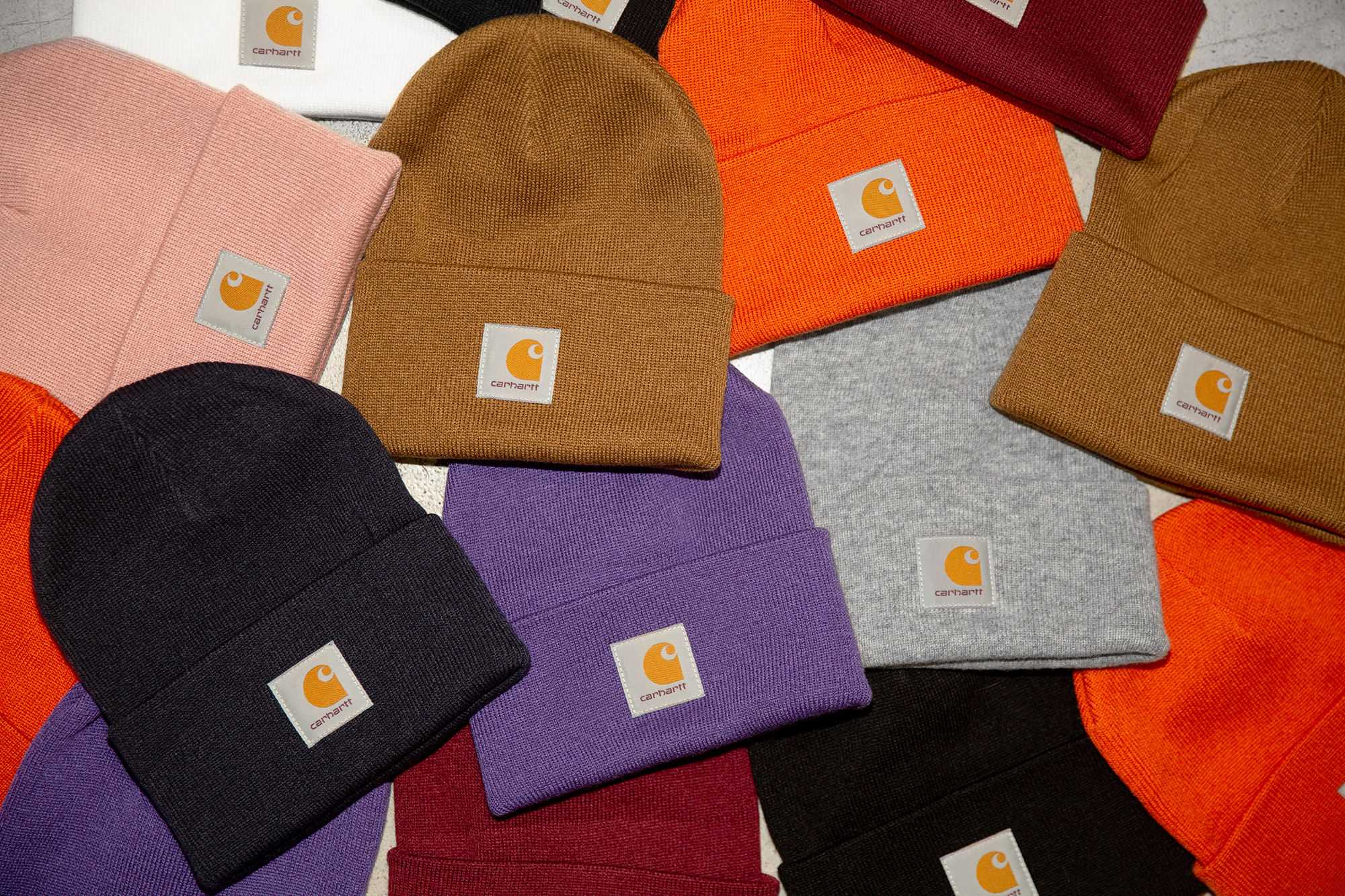 A Brief History of the Carhartt WIP Watch Beanie.