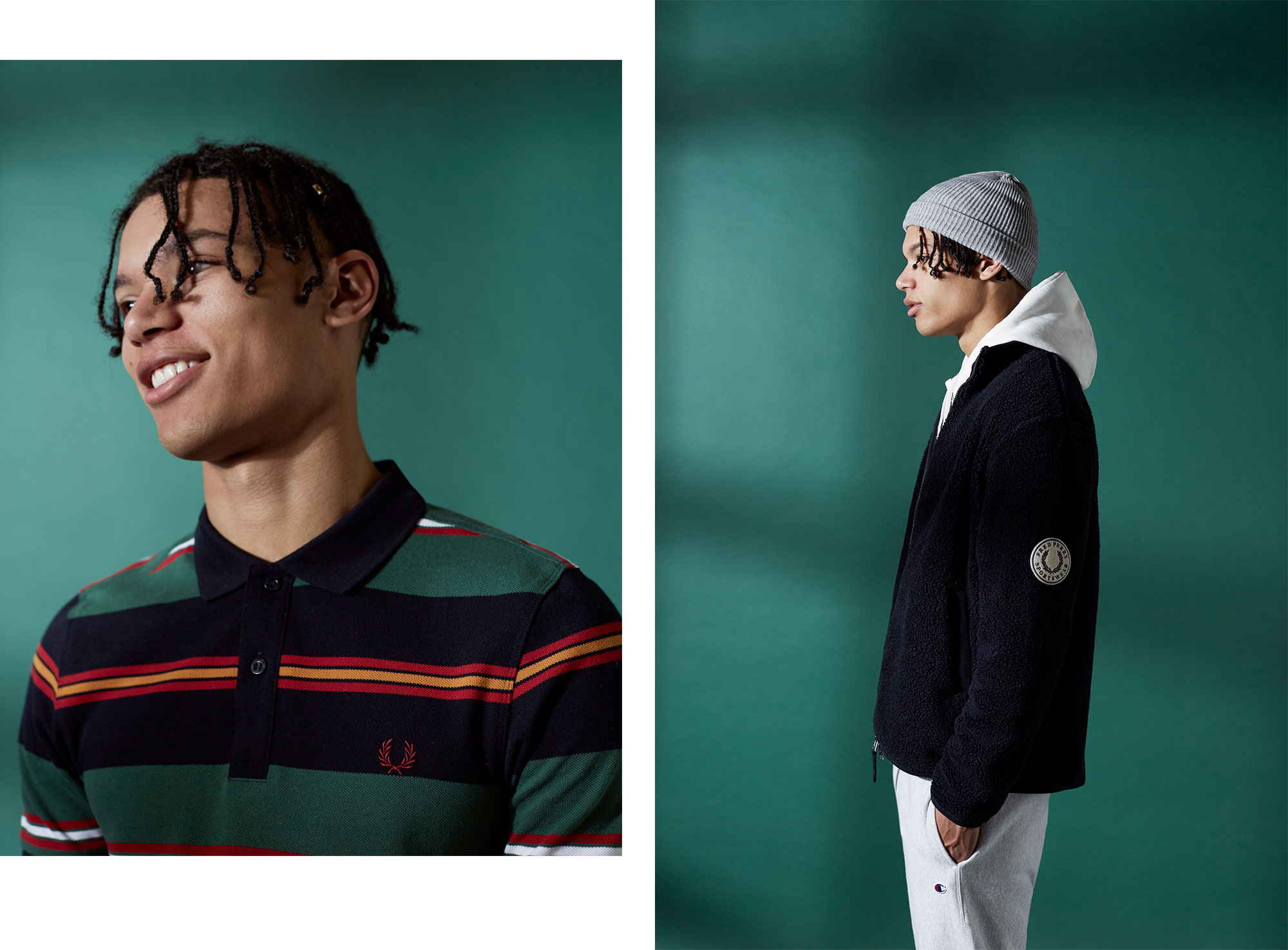 Fred Perry SS19 Collection