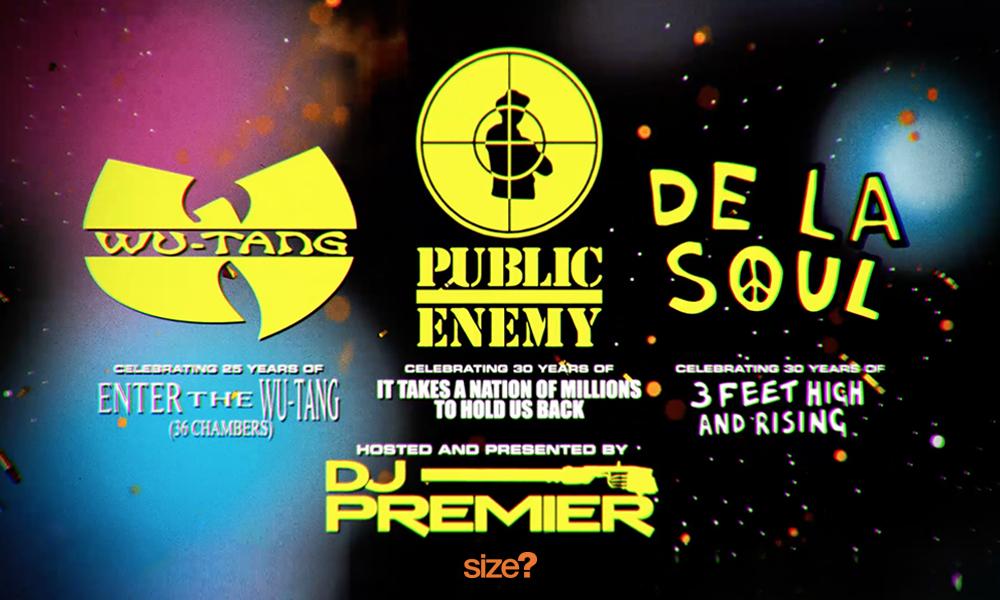 Gods of Rap UK Tour – Ticket Information