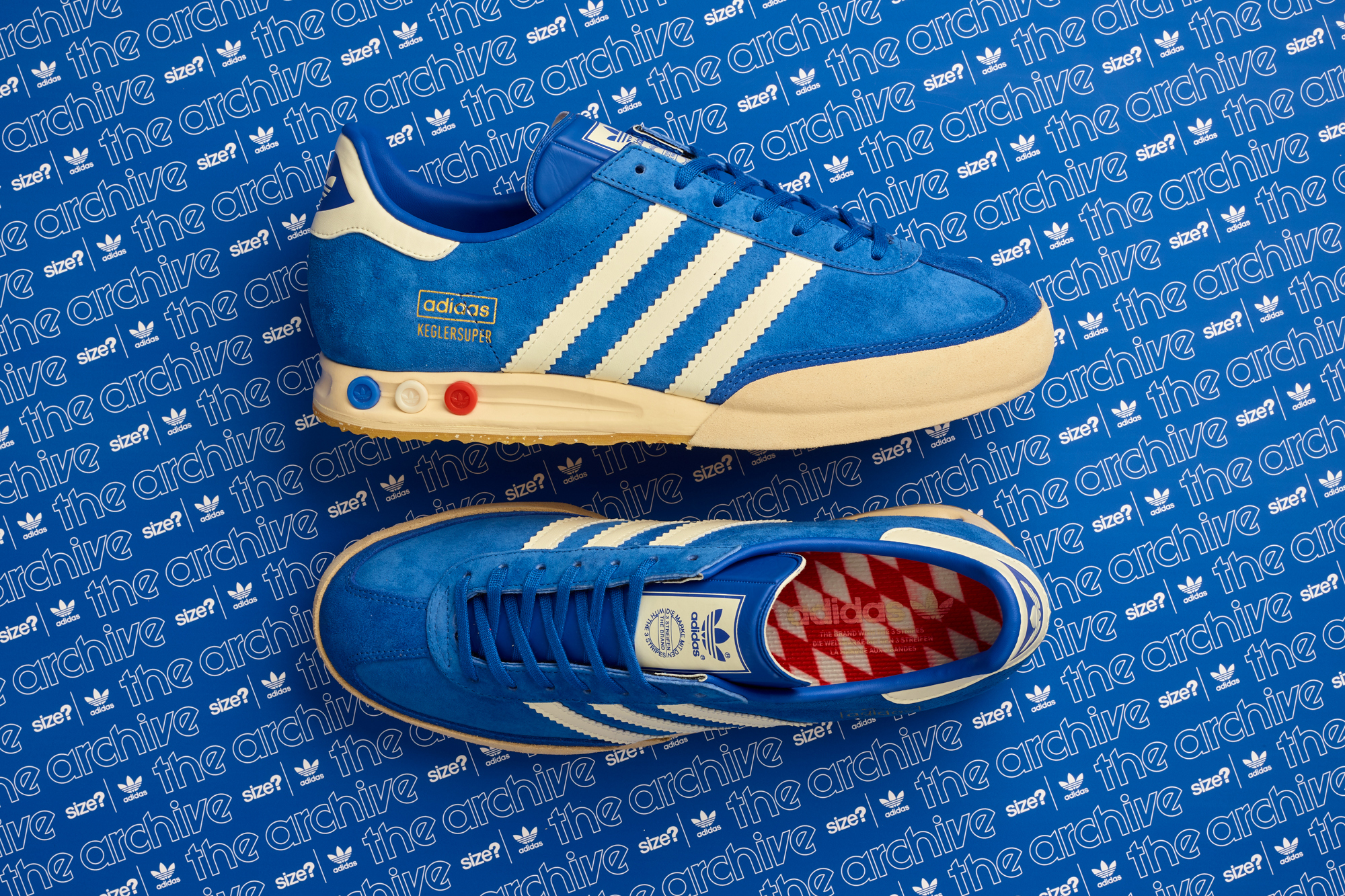 adidas Originals Archive Kegler Super 'Beer' – size? Exclusive