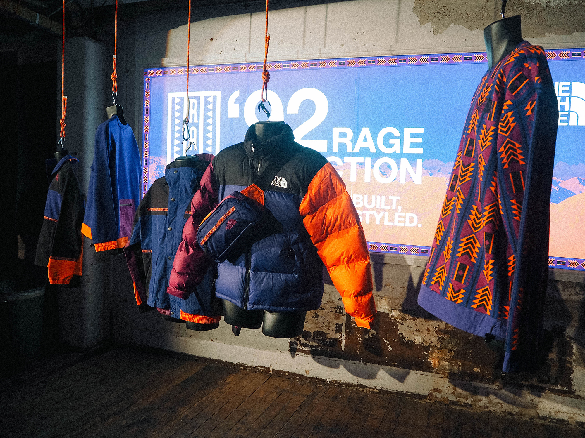 The North Face RAGE '92 Collection – Event Recap.