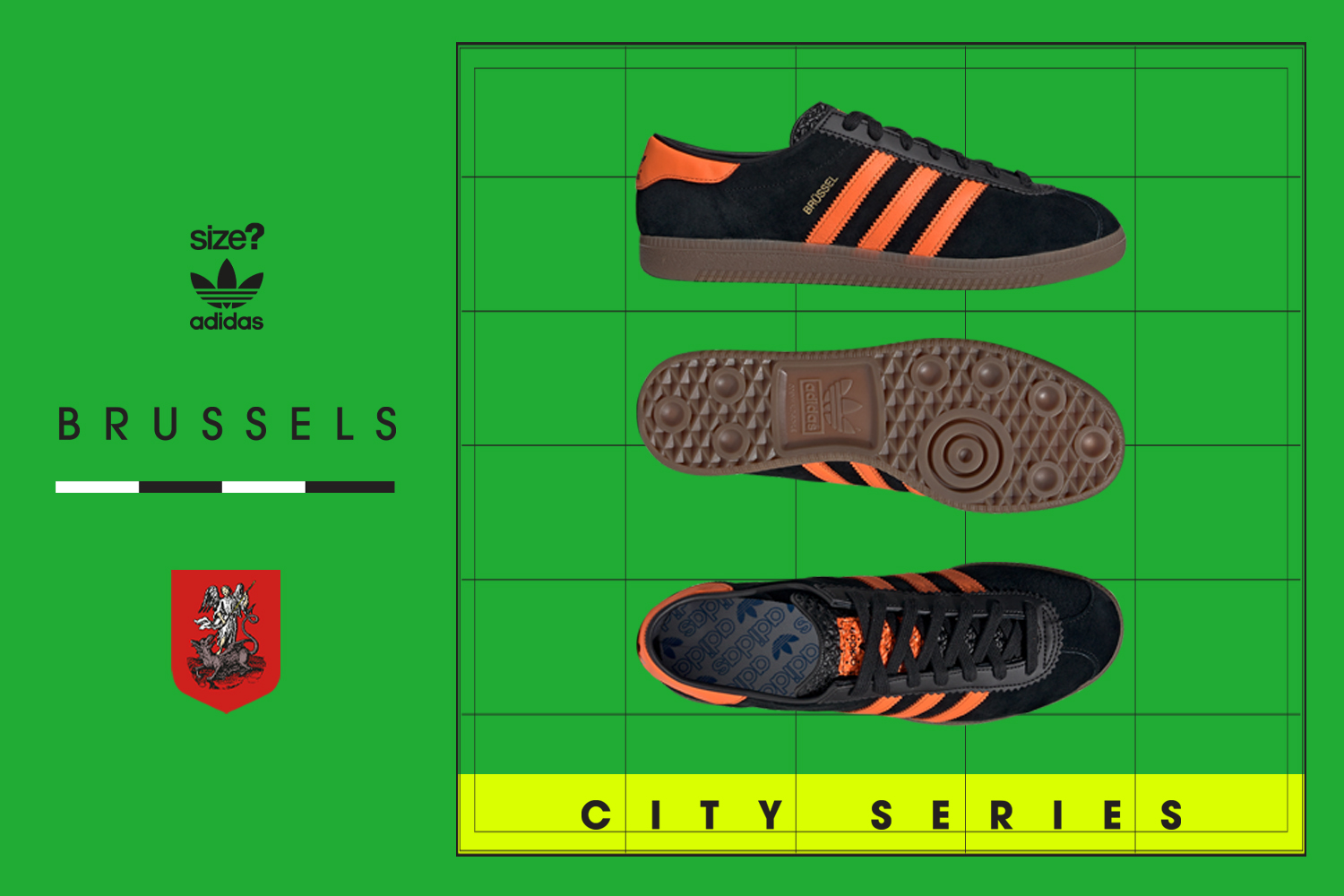 adidas Originals City Series – Brussels OG