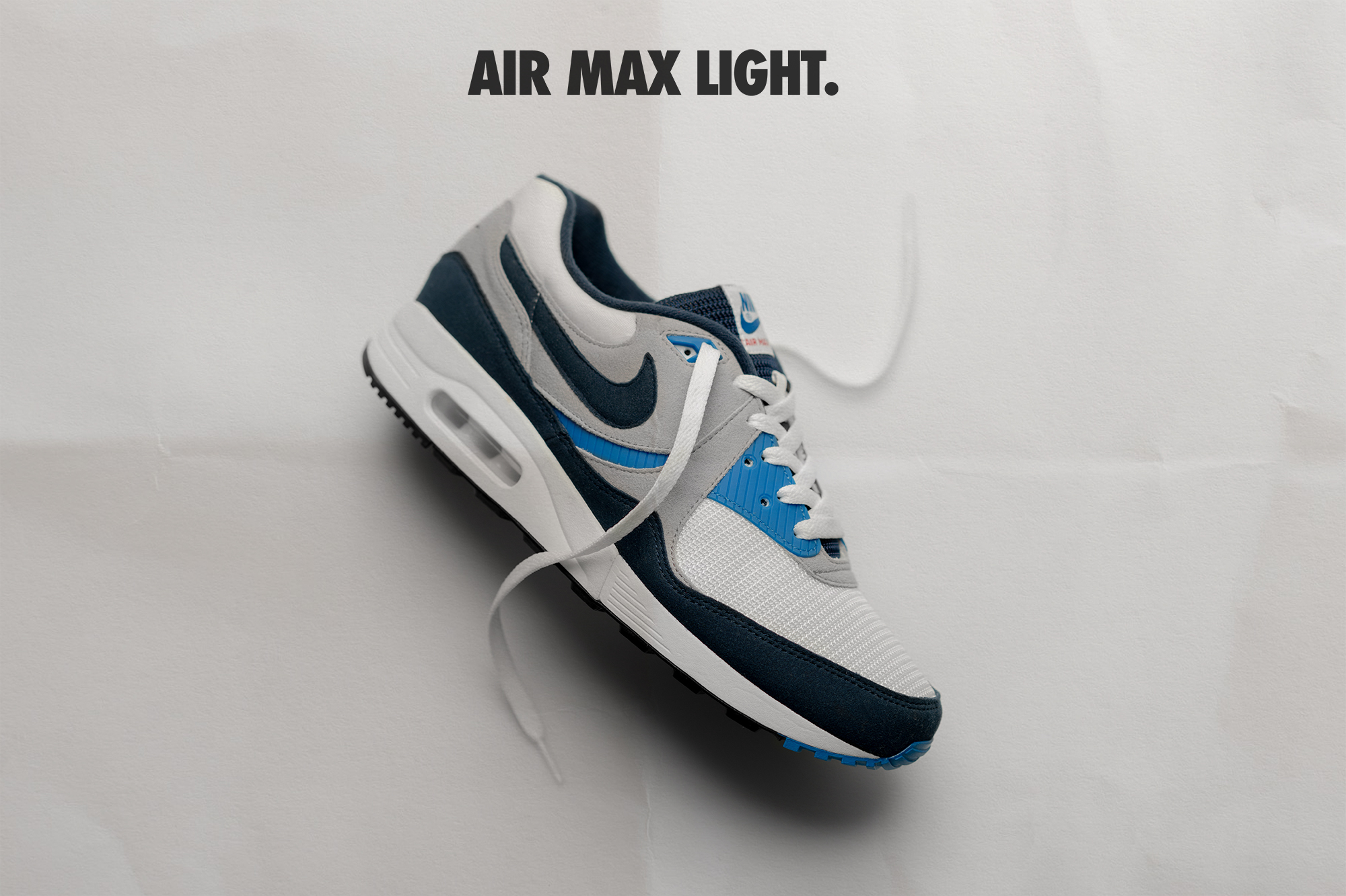 Nike Air Max Light OG – 'White/Blue'