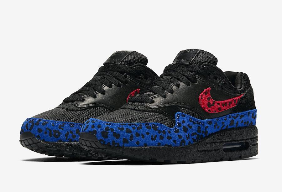 Nike 'Black Leopard' Pack Print