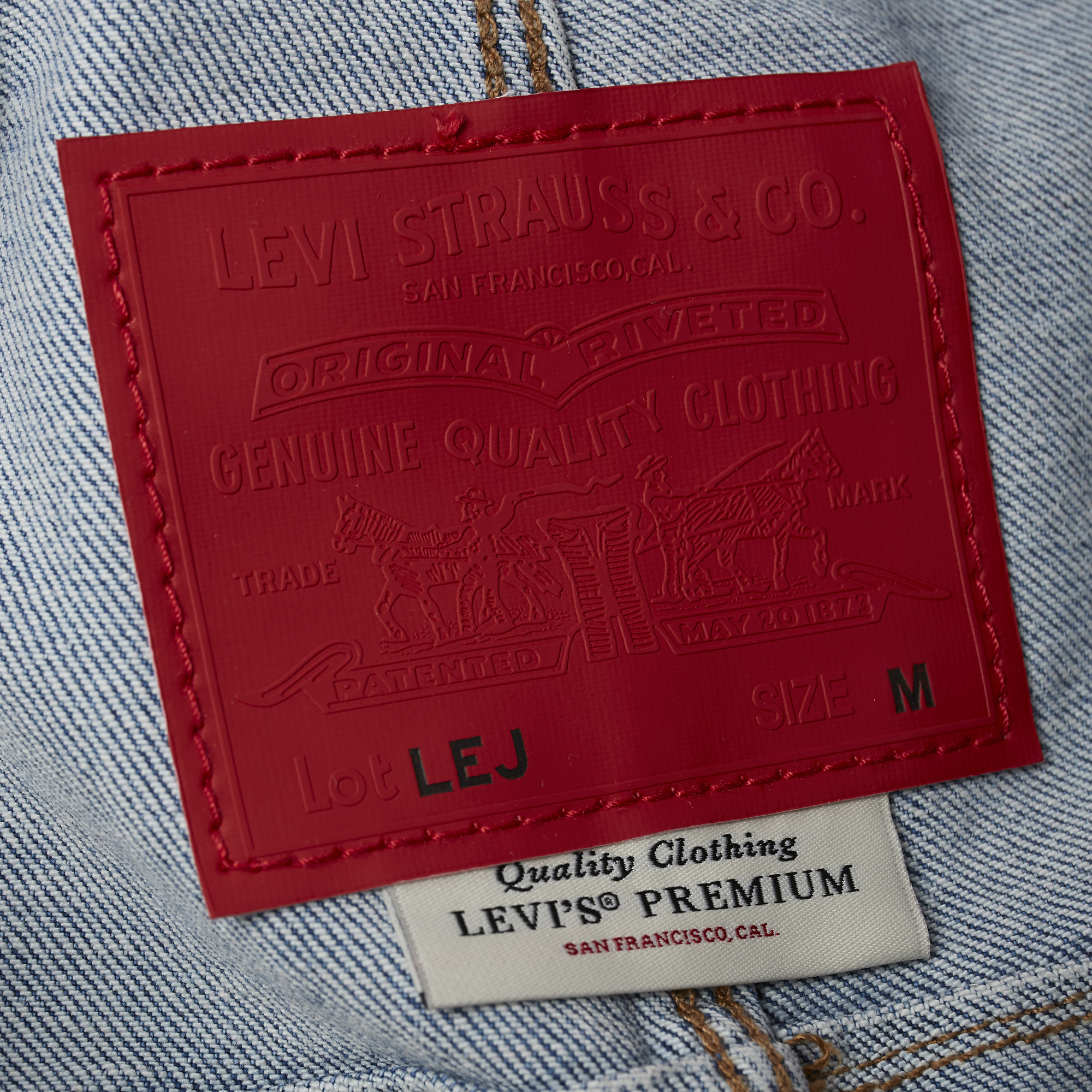 Levi's Engineered Jeans Collection