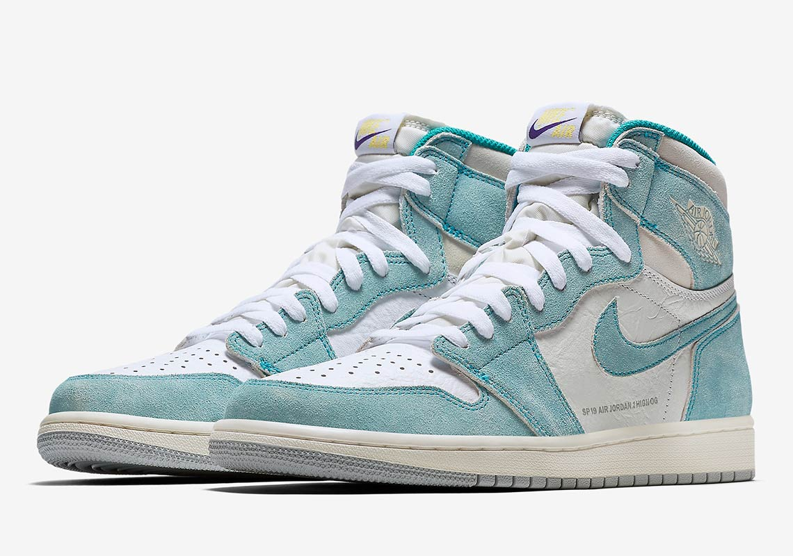 Air Jordan 1 Retro High OG 'Turbo Green'