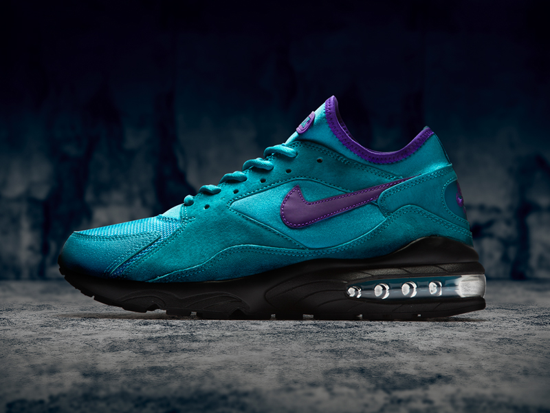 the authority on air: Air Max 93 'Teal'