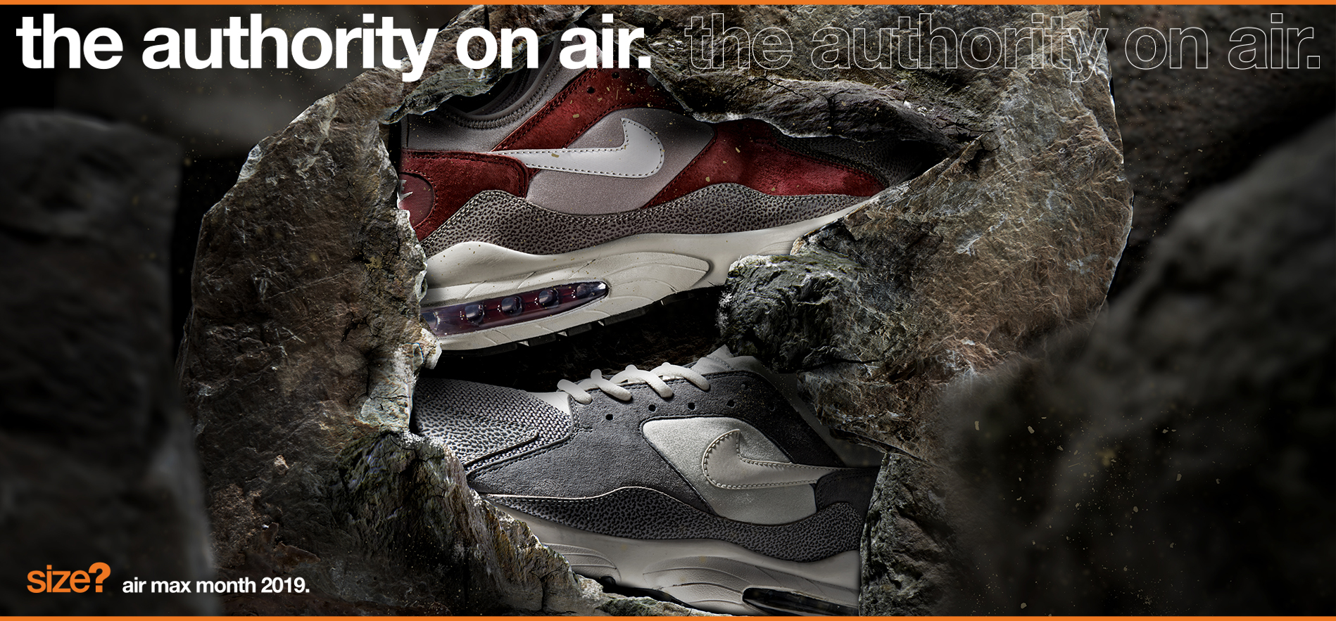 the authority on air: Air Max 93 'Metals'