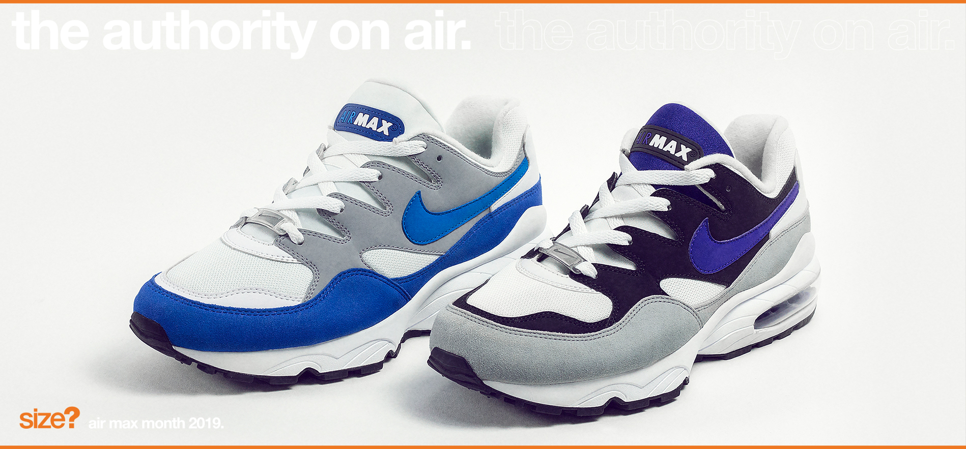 the authority on air: Air Max 94 'OG Reissues'