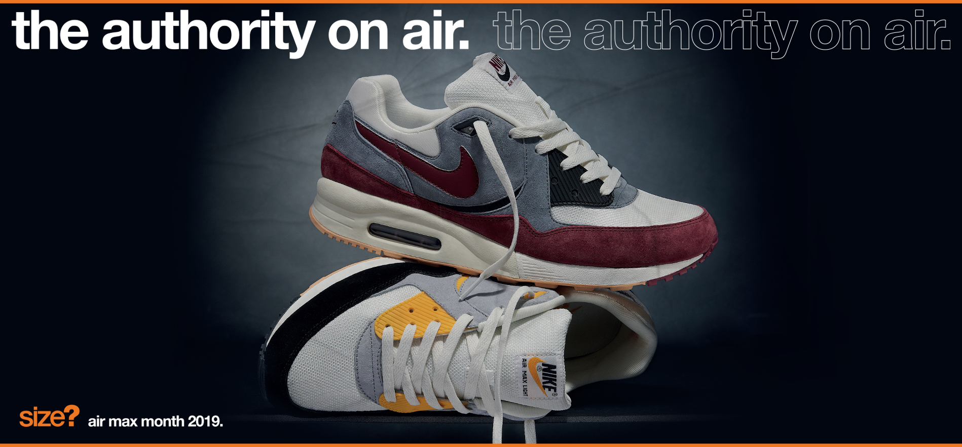 Air Max Light 'Worldwide Exclusive'
