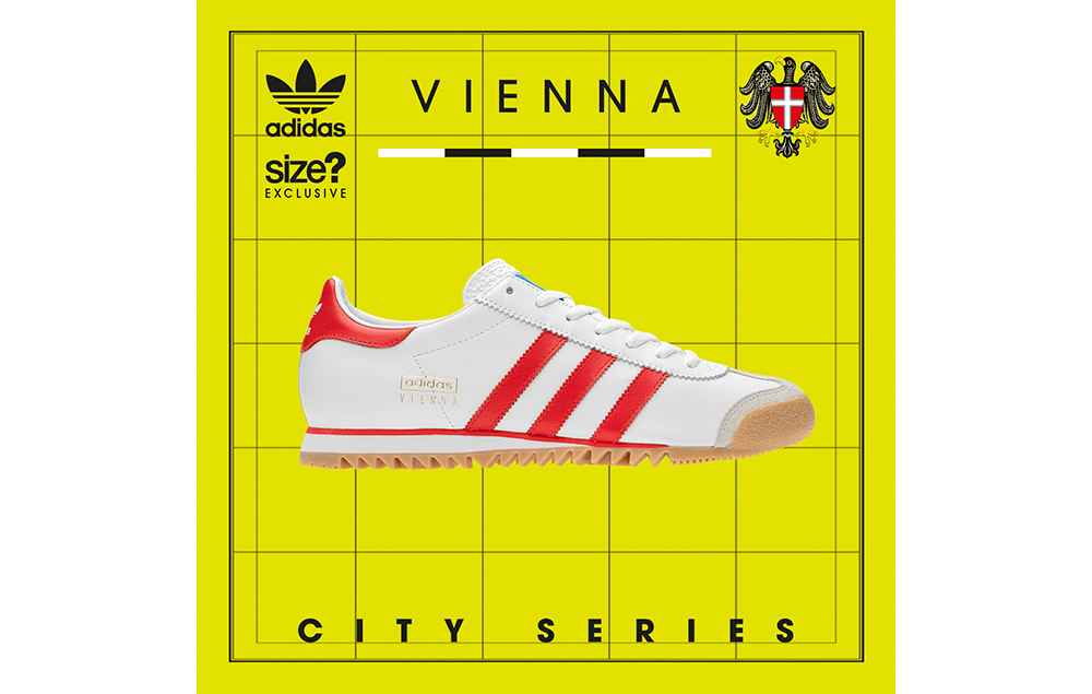 adidas Originals Vienna 'City Series' – size? Exclusive
